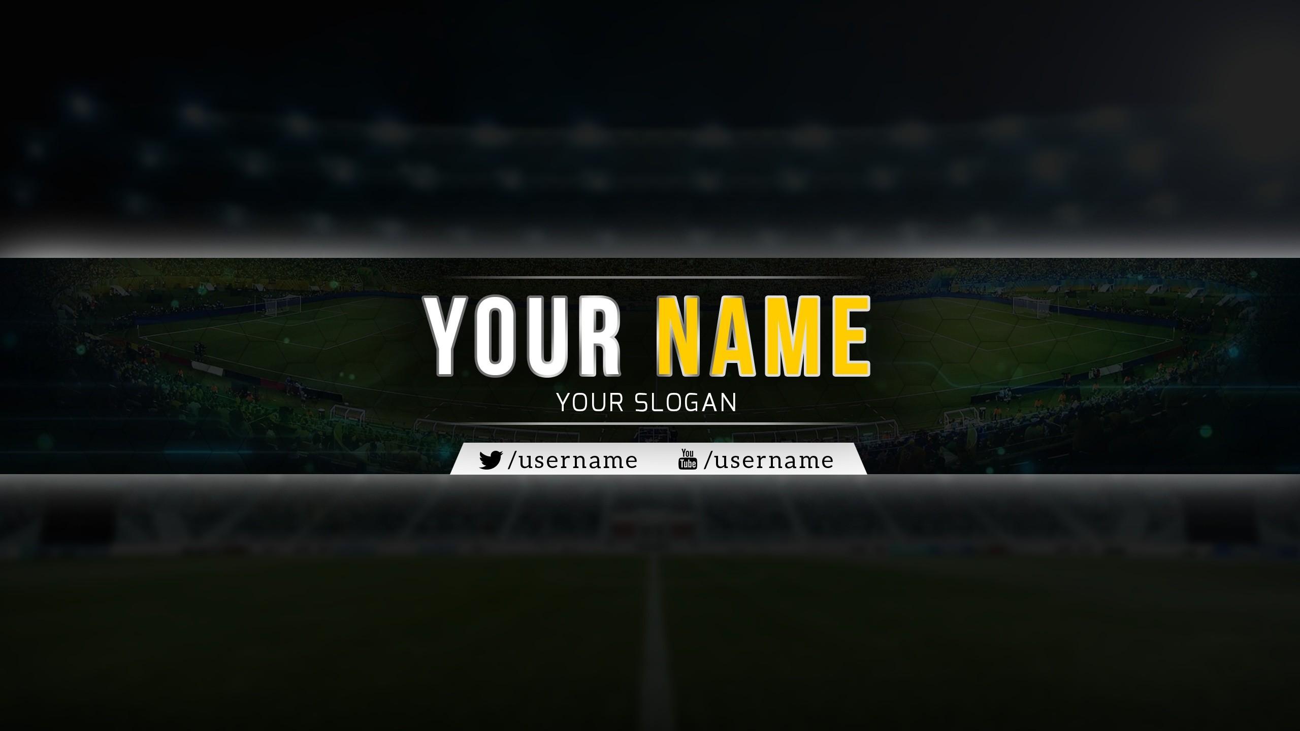 Fifa Themed Youtube Banner 272MB RAR file Sellfycom 15ElOf00