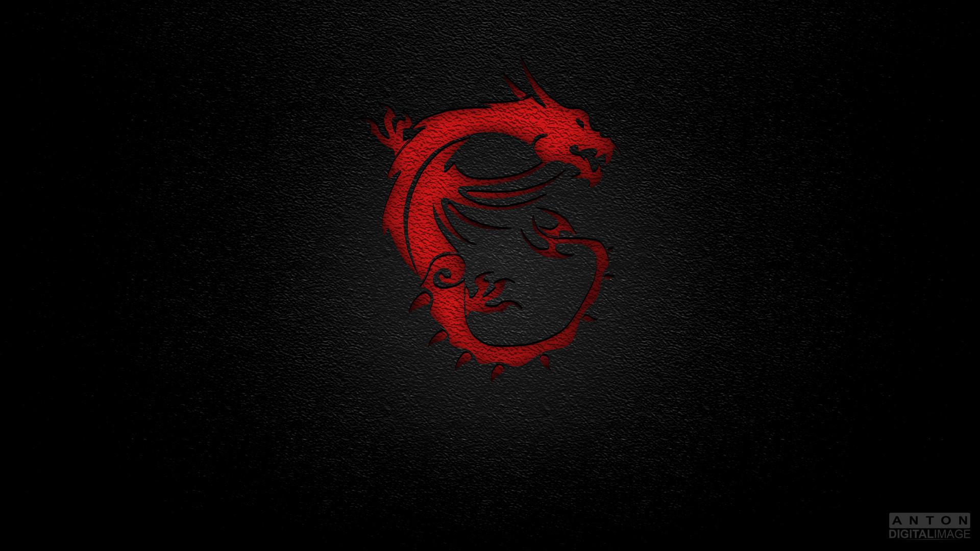 … MSI Dragon Gaming Series Wallpaper 1080p by Thony32