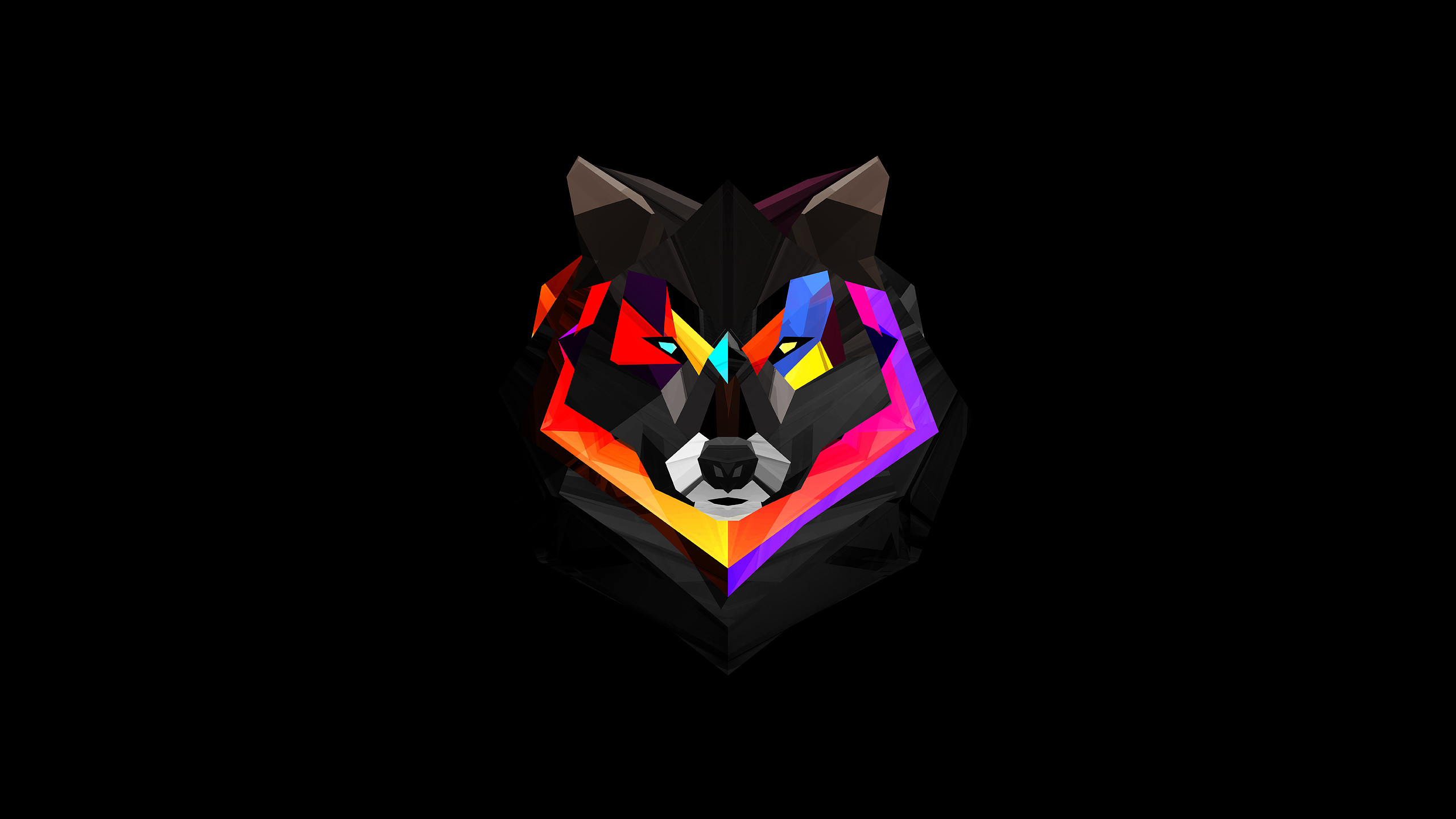 Wolf (2560×1440) 160 ⁄ 365 • 2013