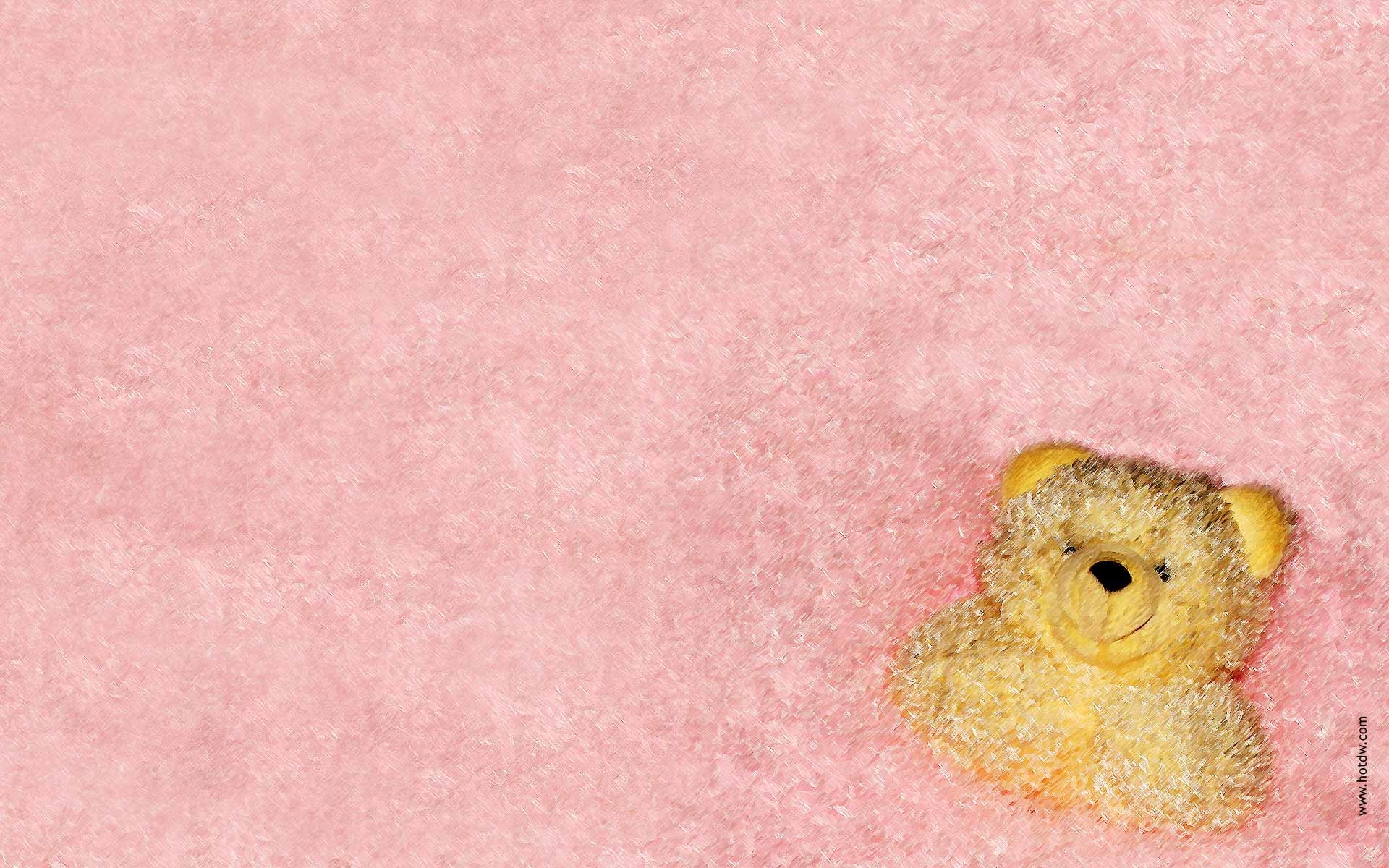 20+ Full Size Cute Teddy Bears HD Wallpapers.