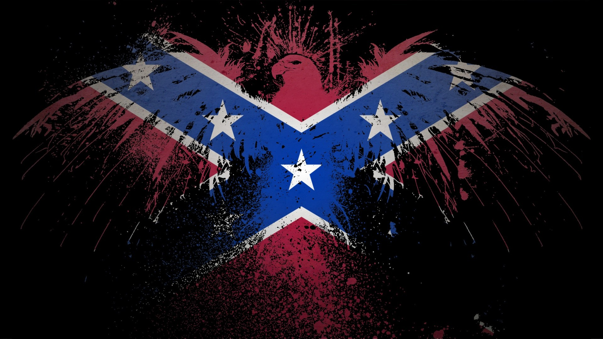 Rebel Flag Desktop Wallpaper 1920X1080