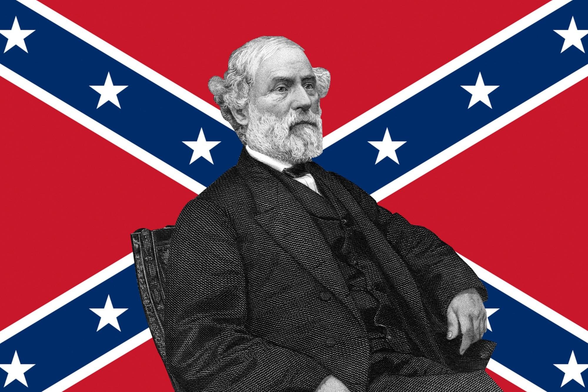 Confederate Flag Wallpaper 2000×1333