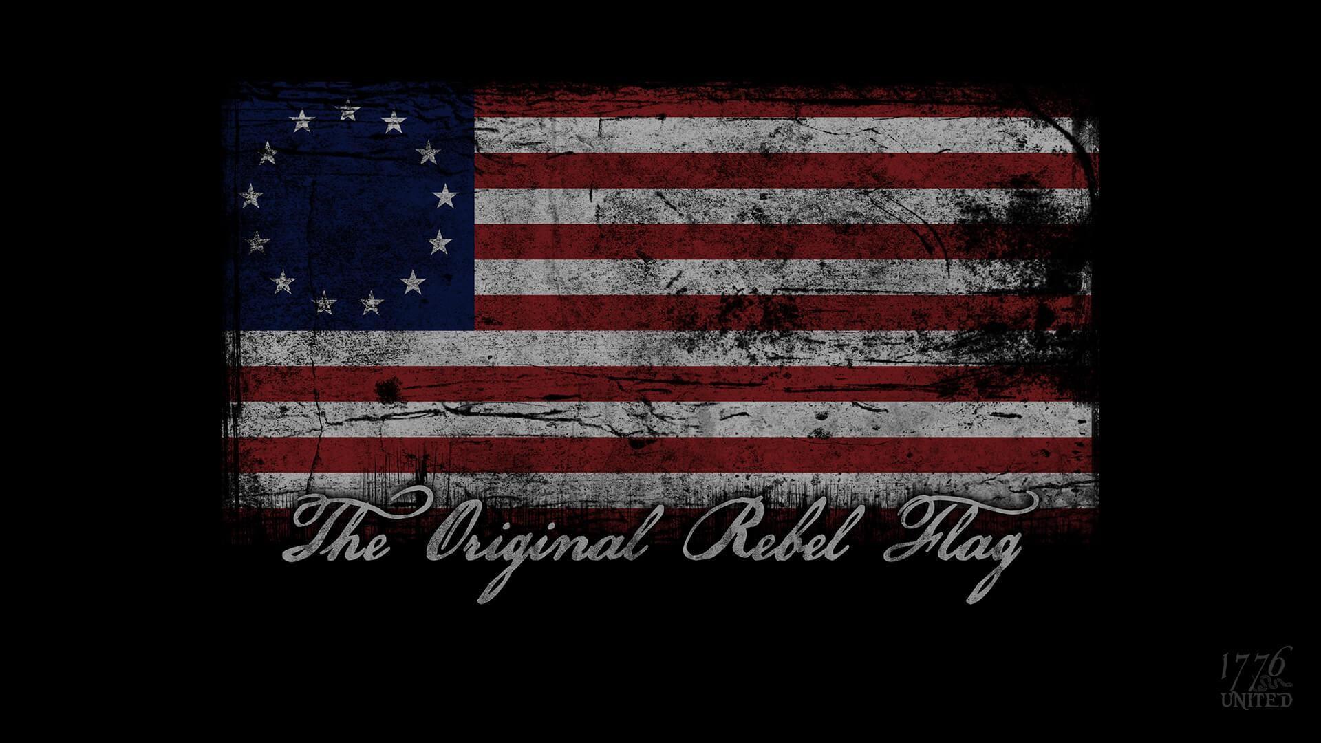 … The Original Rebel Flag Wallpaper …