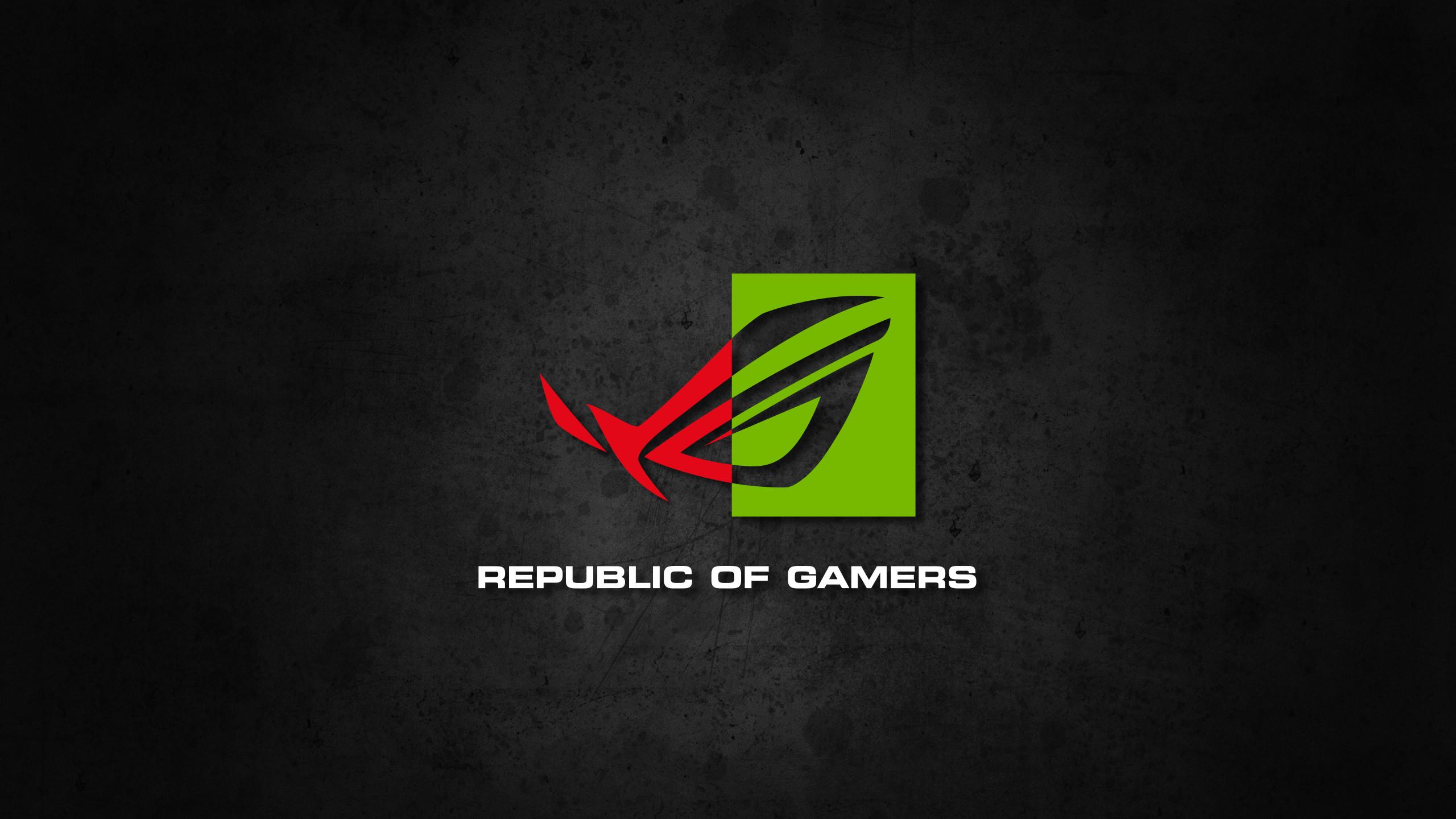 asus logo asus gamer republic of gamers brand blue grey rog .
