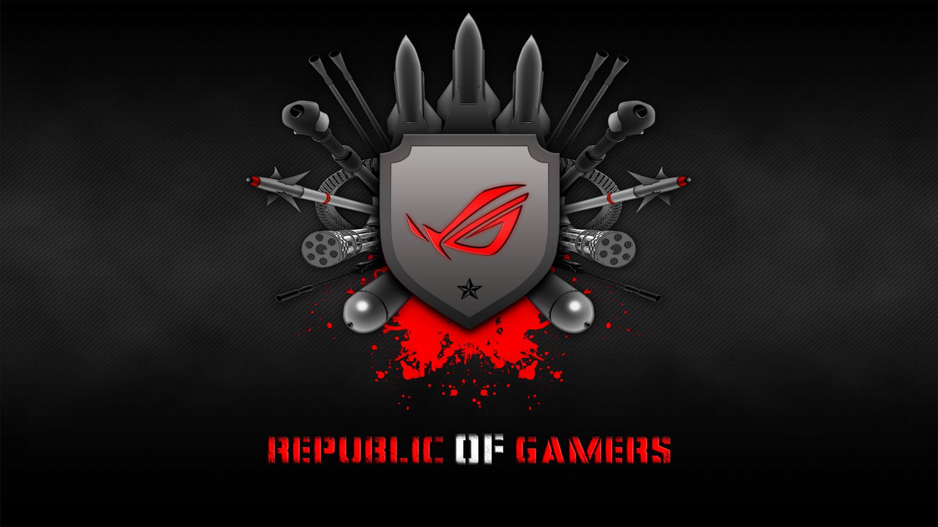 … rog republic of gamers logo asus wallpaper hd 3 wallpaper rog …