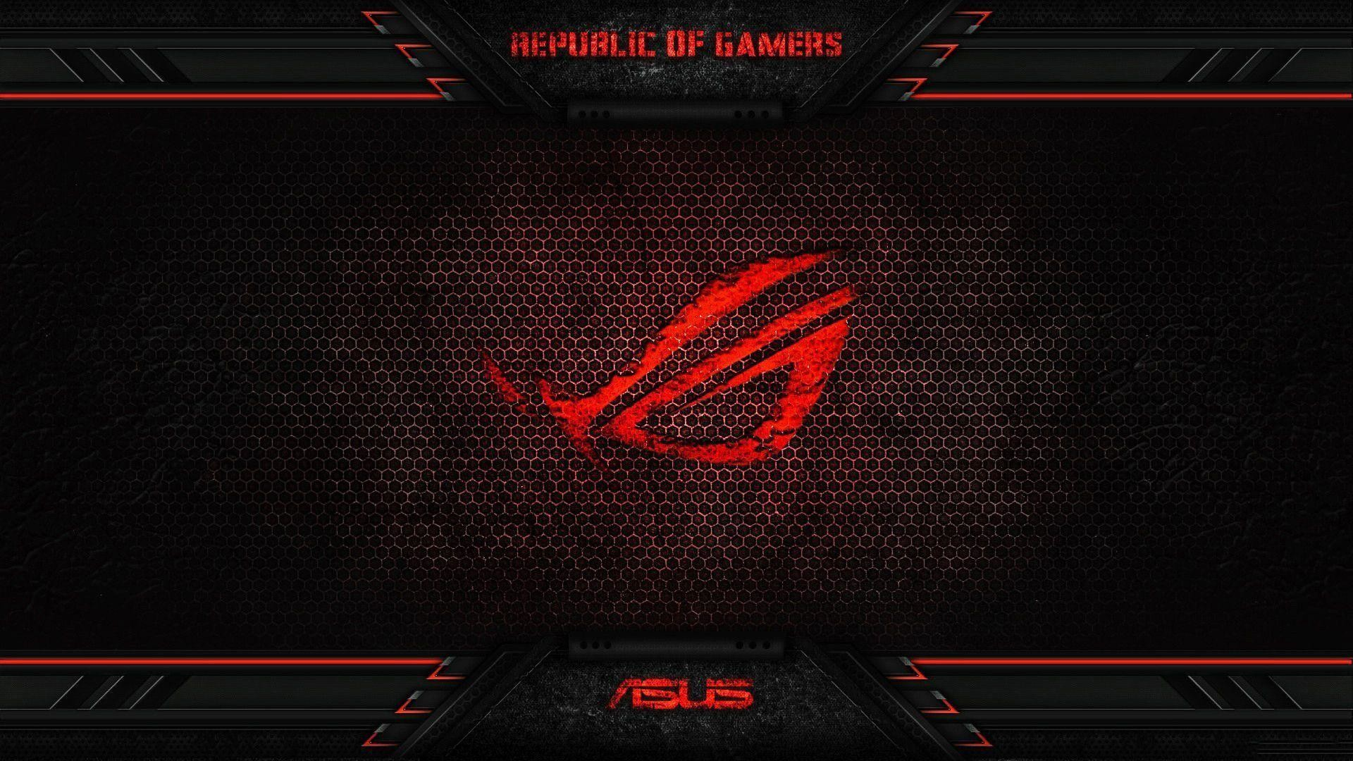 Pin Asus Rog Desktop Wallpaper This Has Been Picture on .