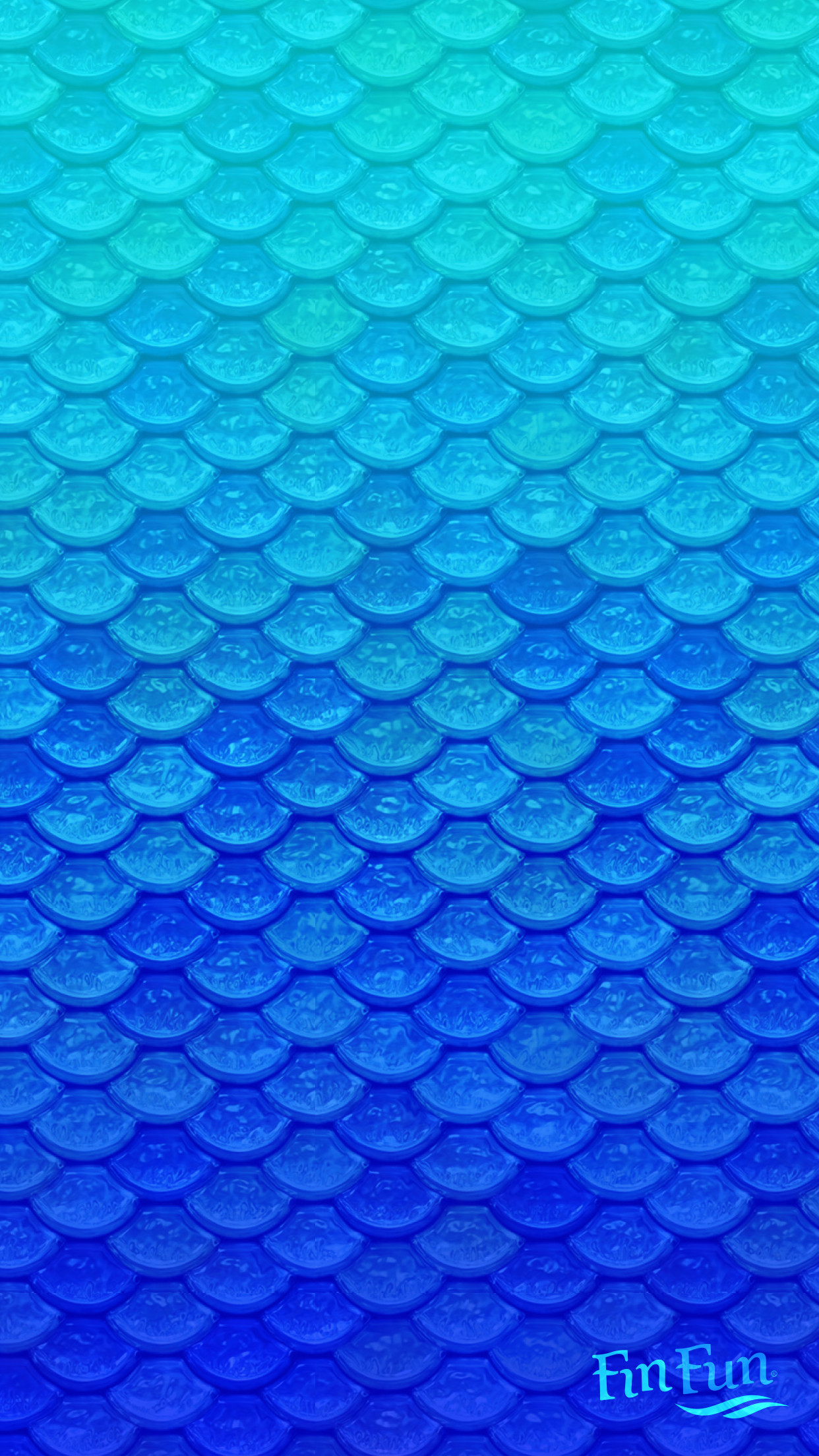 Mermaid scale wallpaper for your phone or tablet. Download similar  wallpapers at FinFriends.com