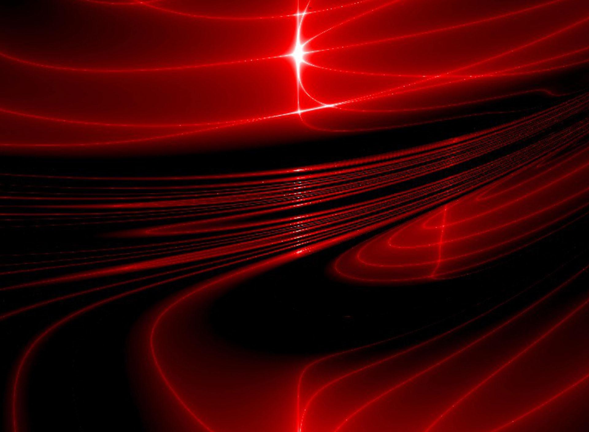 Red Sunrise wallpaper