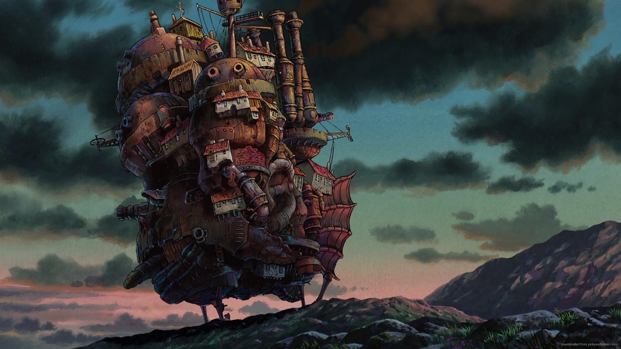 Fantasy Pirate Ship Wallpaper for 2560×1440