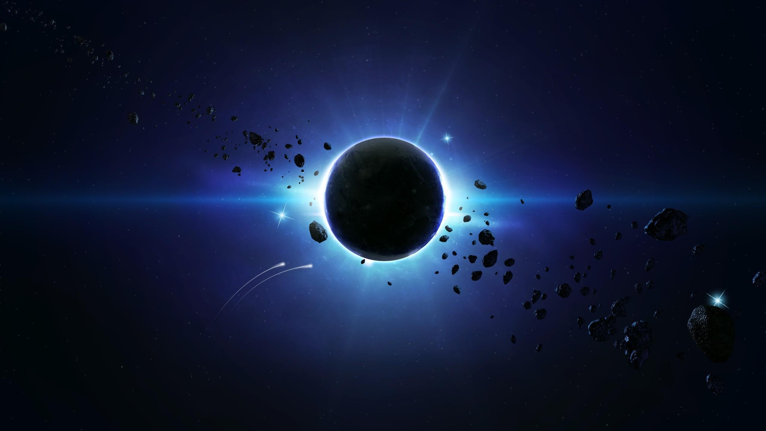 nebula, Stars, Space, TylerCreatesWorlds, Space Art Wallpapers HD .
