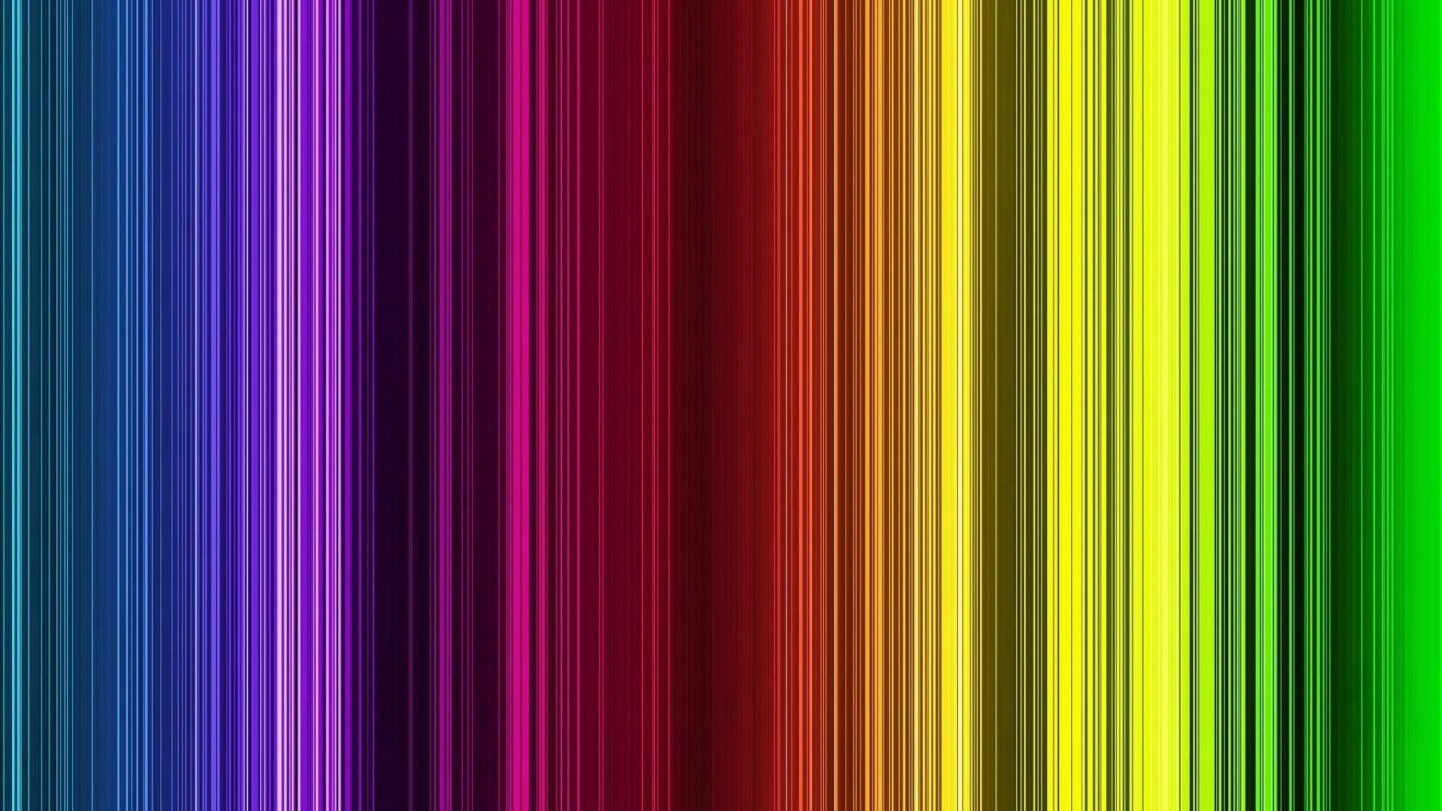 Wallpaper background, color, spectrum, lines