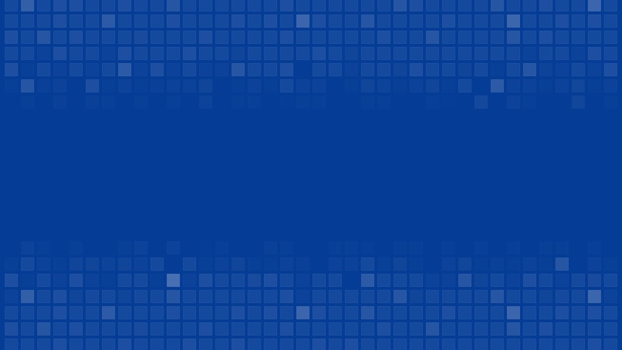 Wallpaper cubes, point, blue, light