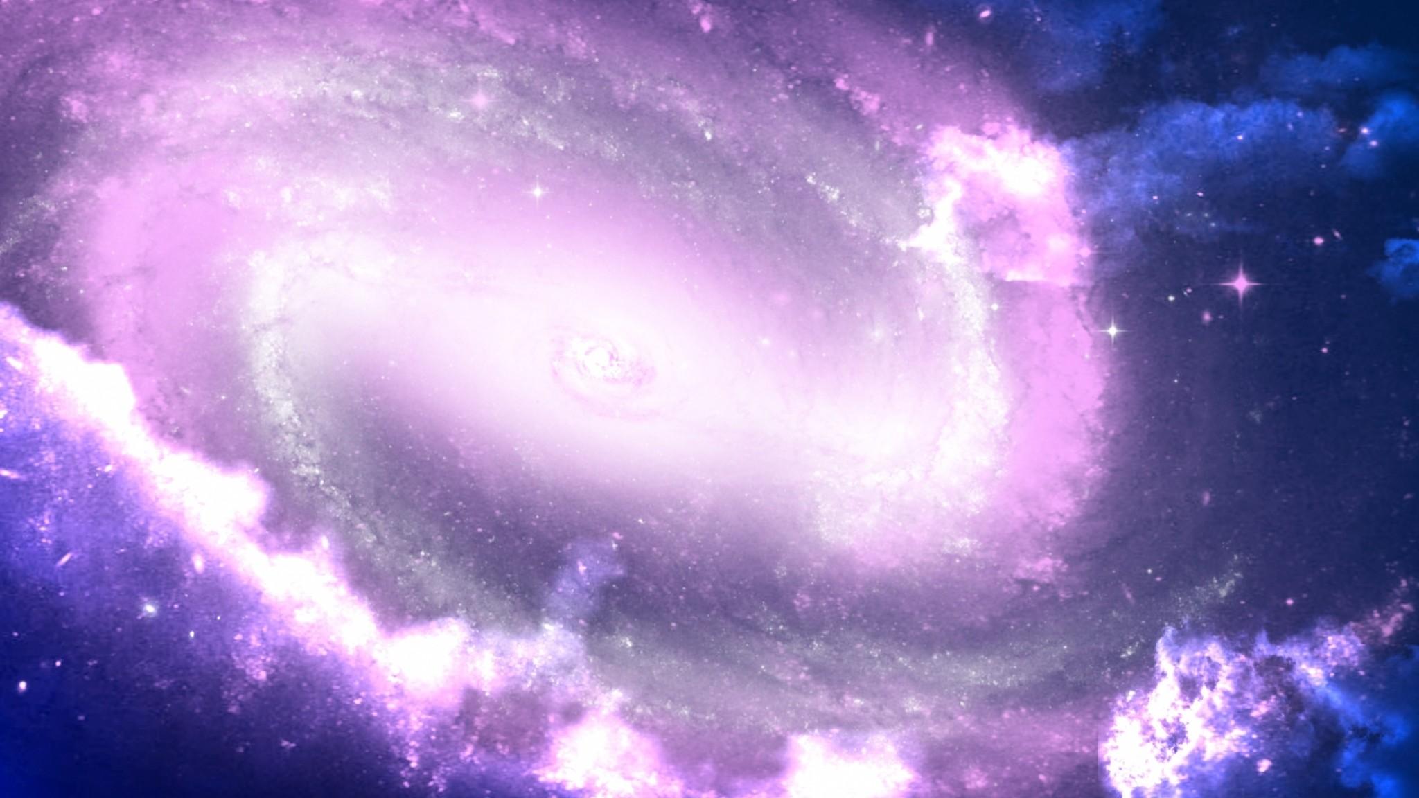 Wallpaper space, stars, galaxy
