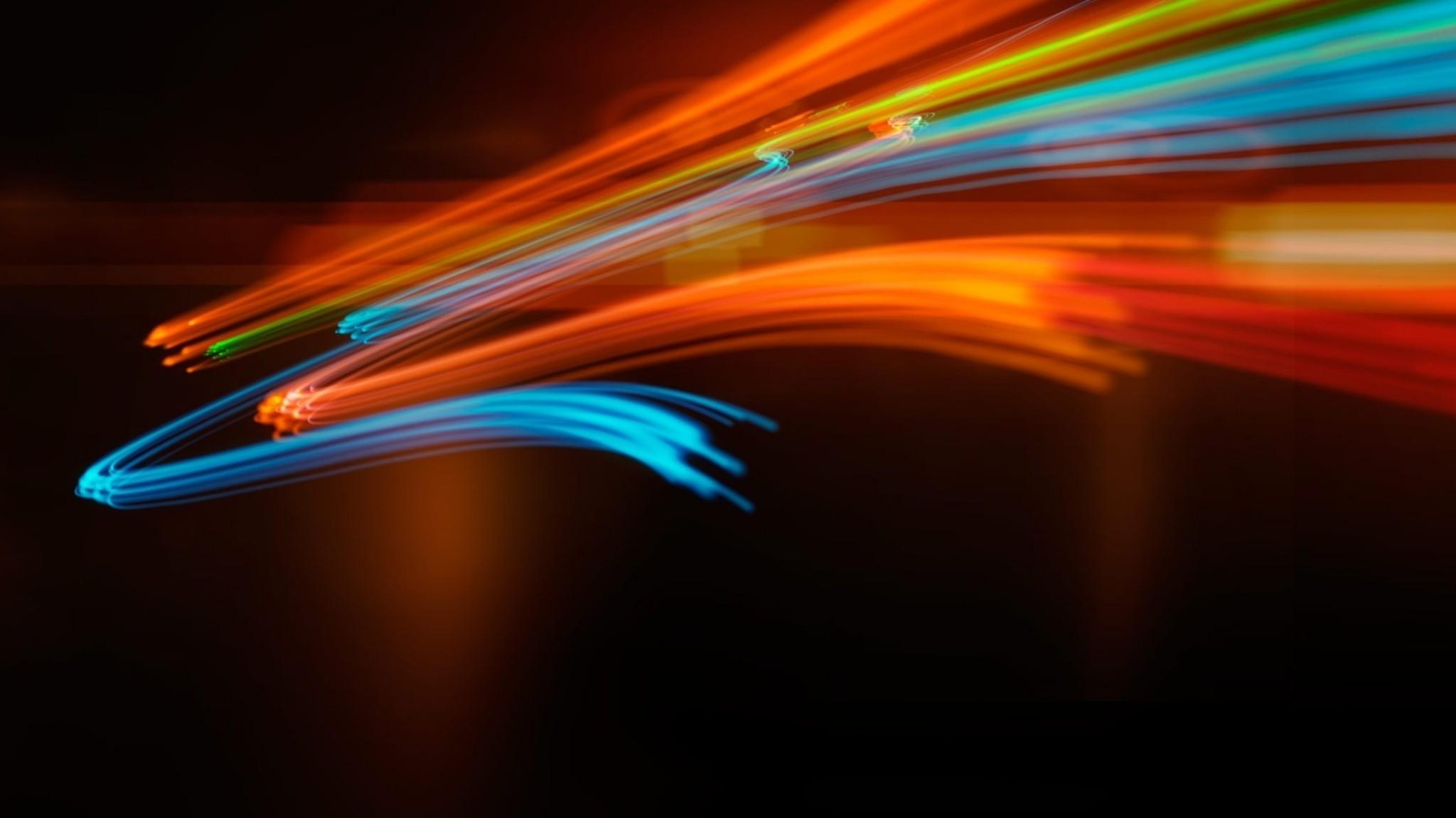 Wallpaper line, black, background, light, color