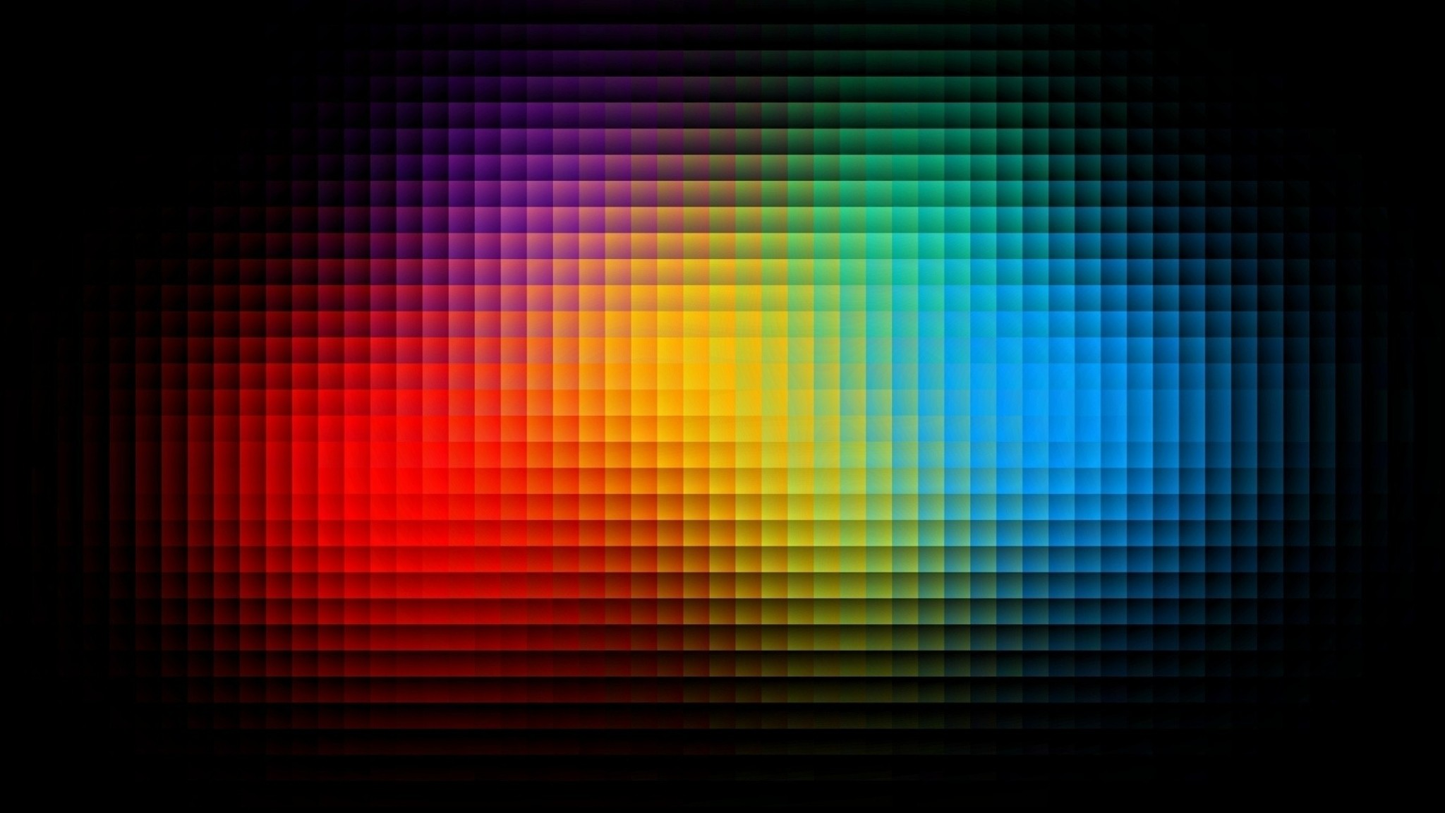 Wallpaper background, pixels, colorful, bright