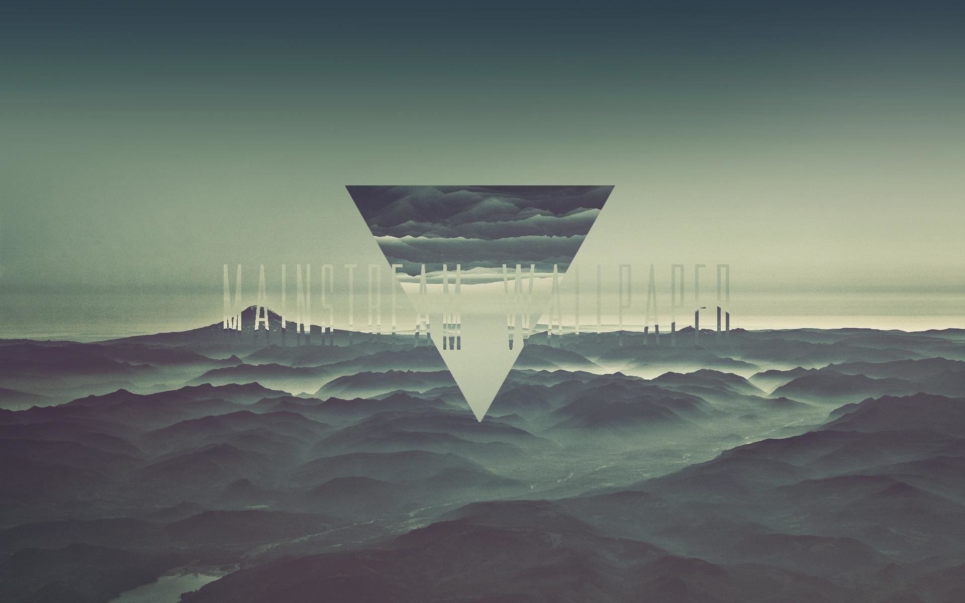 Mainstream-wallpaper-hipster-triangle-hd