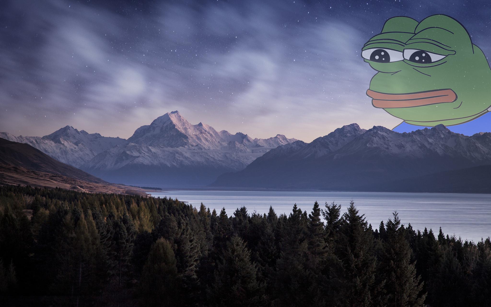 Pepe Meme Wallpaper – WallpaperSafari