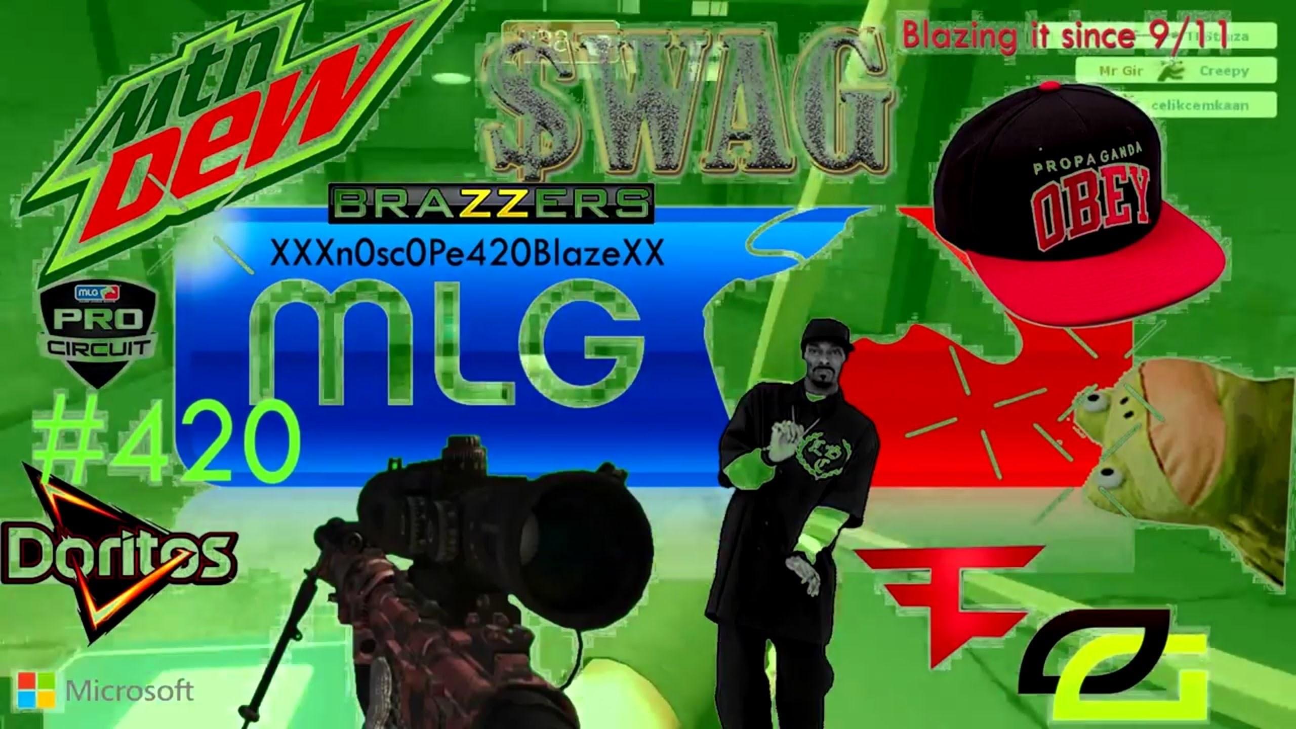 MLG Meme Wallpaper – WallpaperSafari