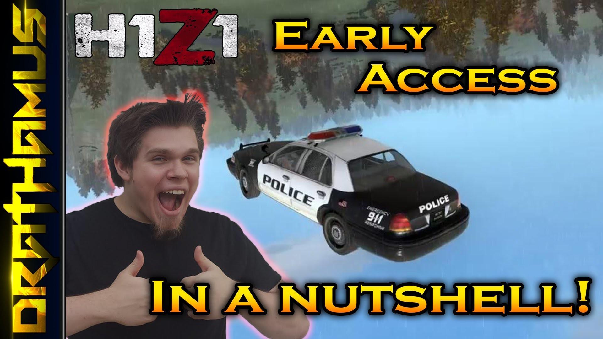 H1Z1 Early Access in a Nutshell! ▻ Dank Memes & Hilarious Bugs – YouTube