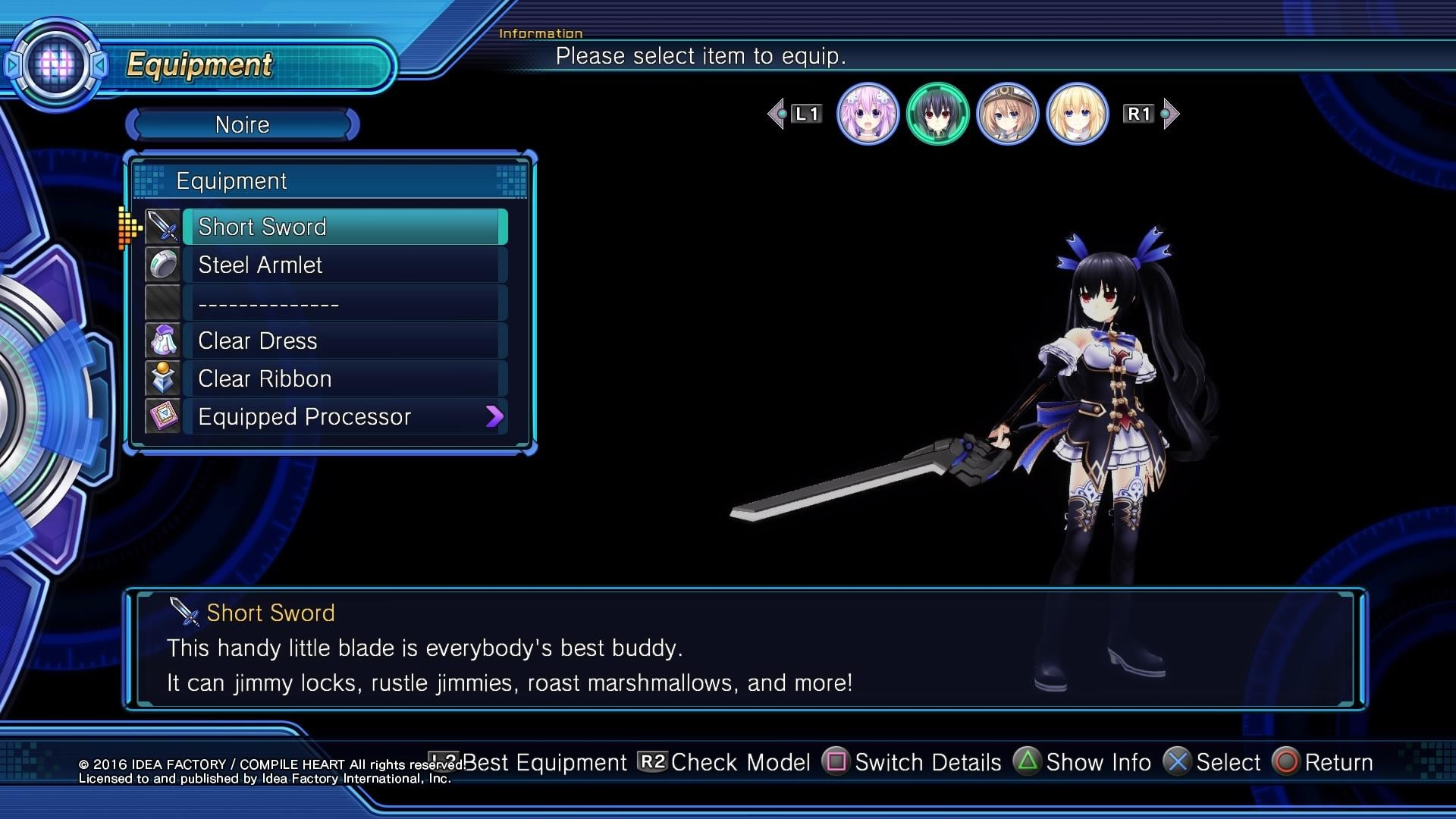 This game is just full of dank memes | Hyperdimension Neptunia | Know Your  Meme