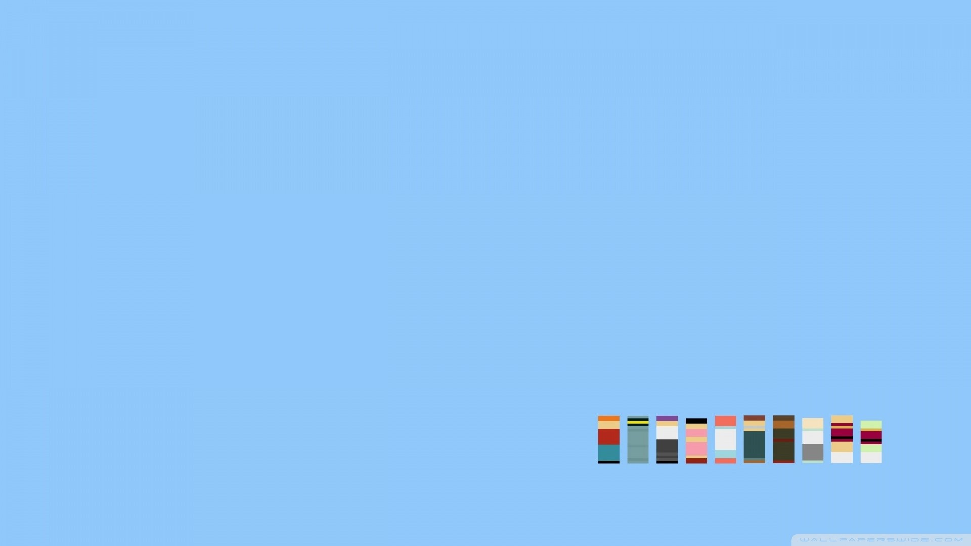 Futurama Minimalism Wallpaper Futurama, Minimalism