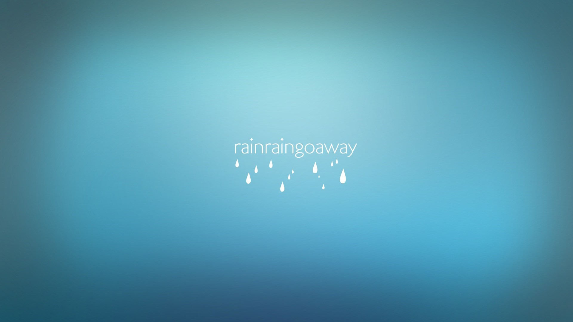 minimalism-words-lettering-rain-drops-wallpaper– Magic4Walls.com