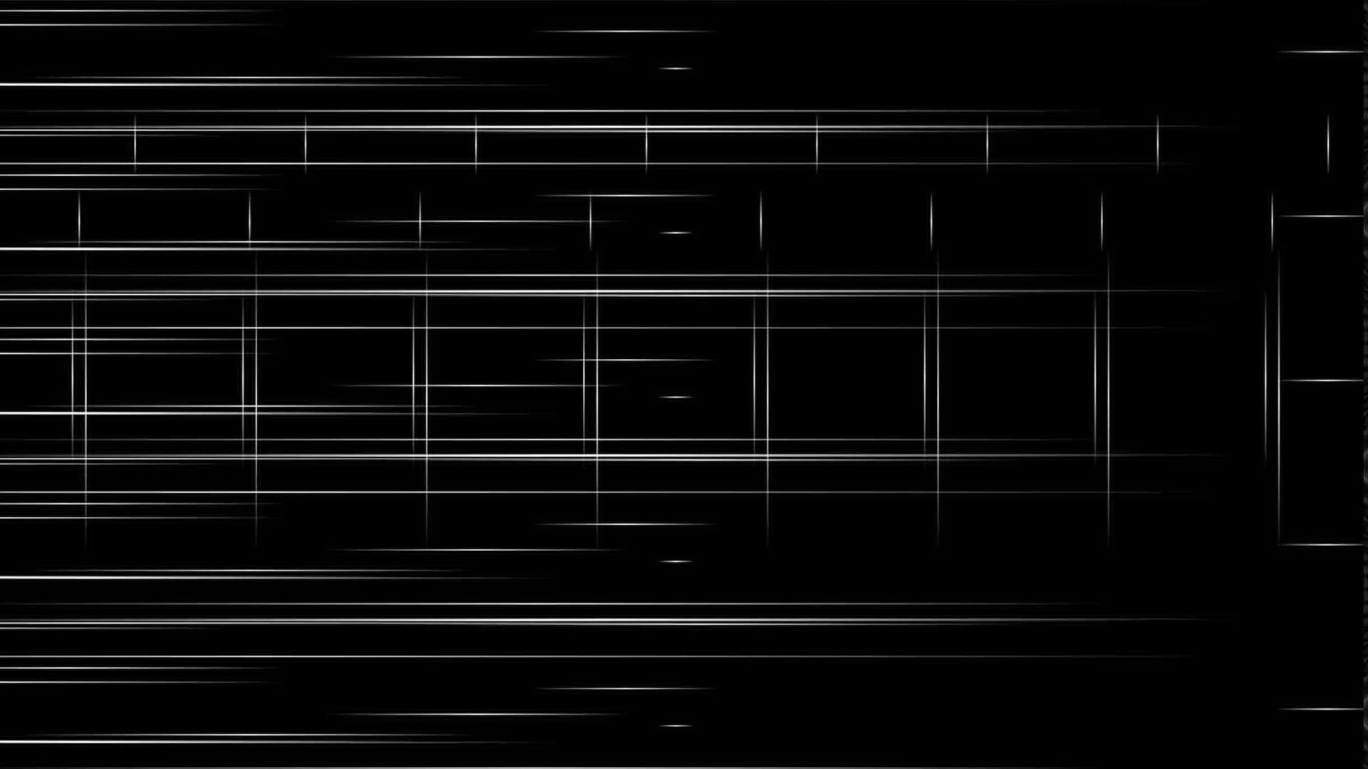 Wallpaper black background, stripes, black and white, minimalist