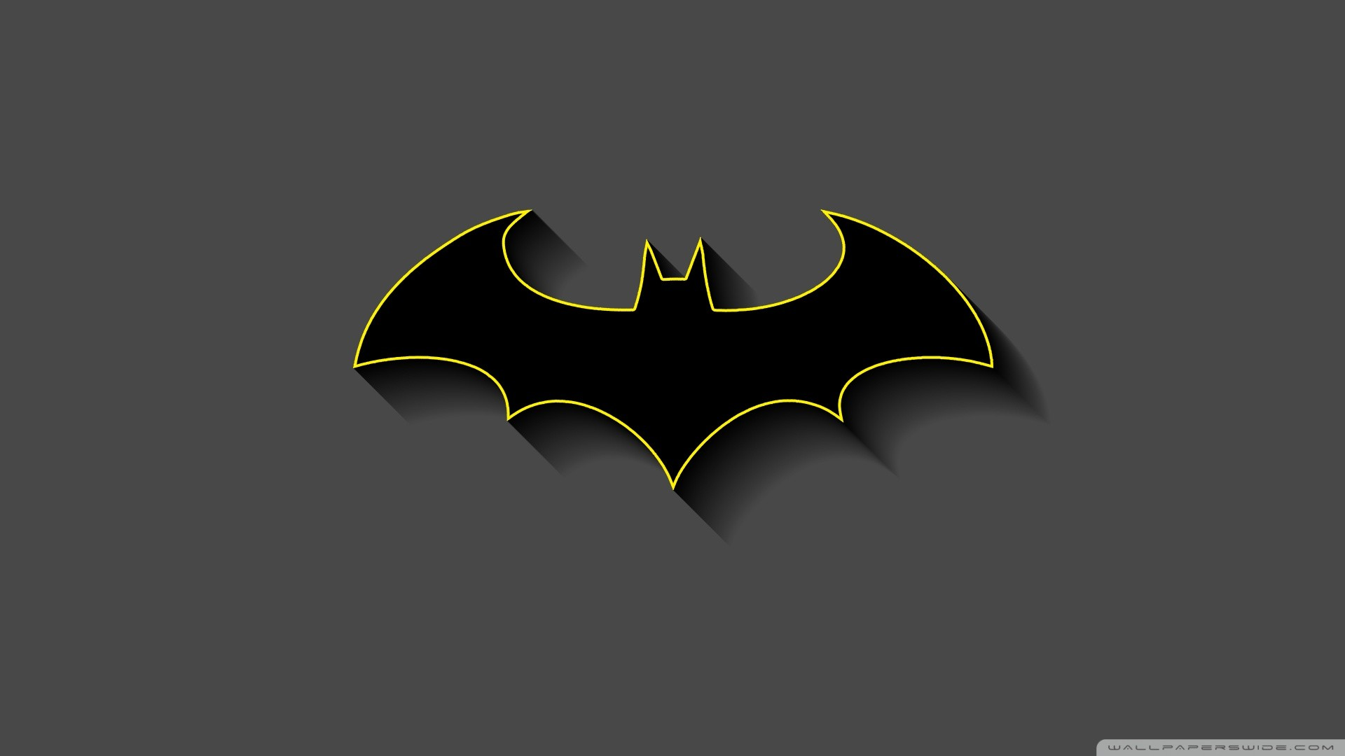 Batman Minimalist HD Wide Wallpaper for Widescreen