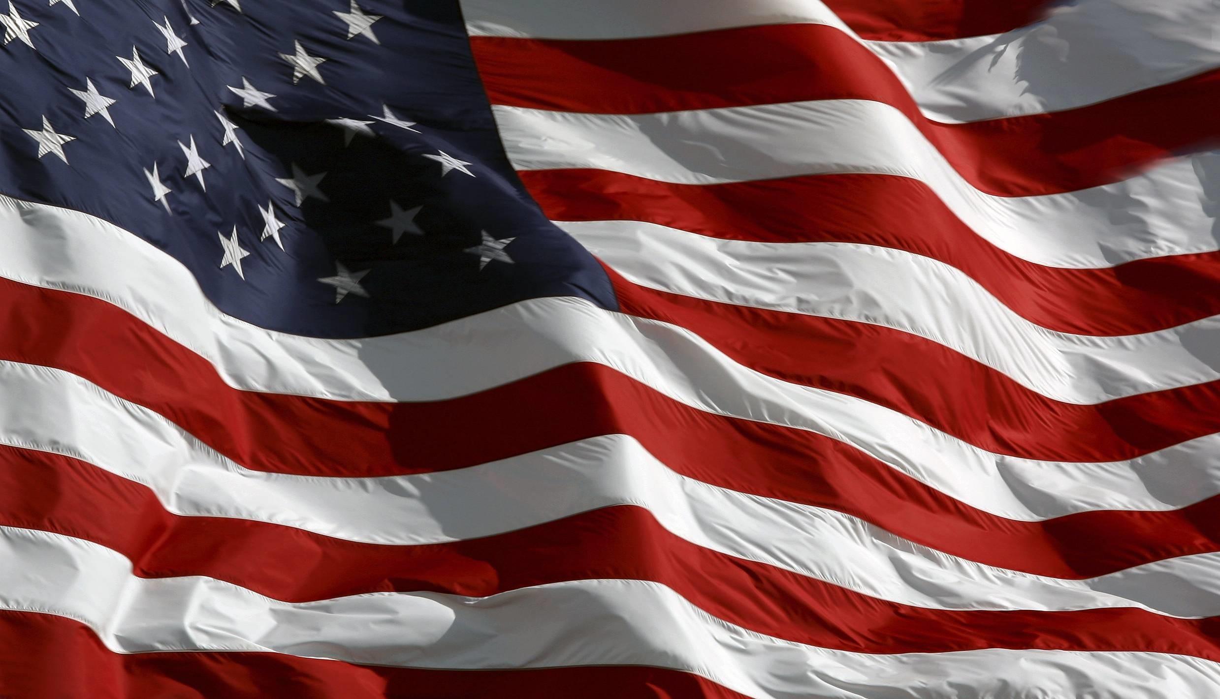 American Flag Background Wallpaper