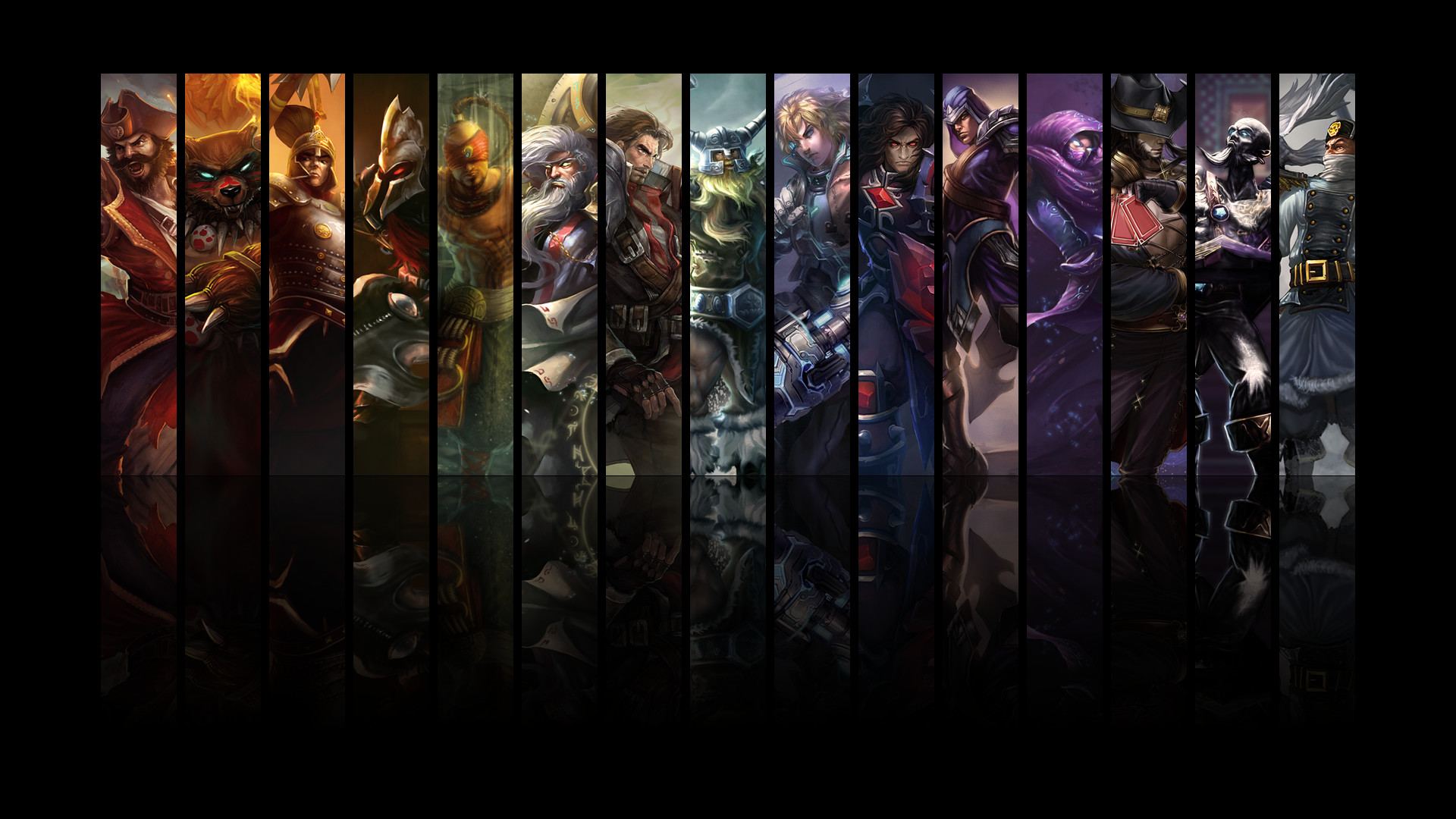 14 Swain (League Of Legends) HD Wallpapers | Backgrounds – Wallpaper Abyss