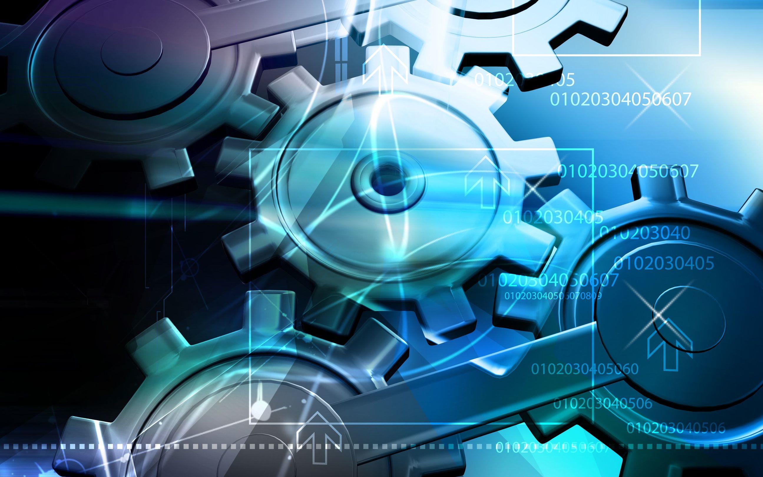 mechanical engineering wallpapers desktop – photo #34. BLUE GEARS