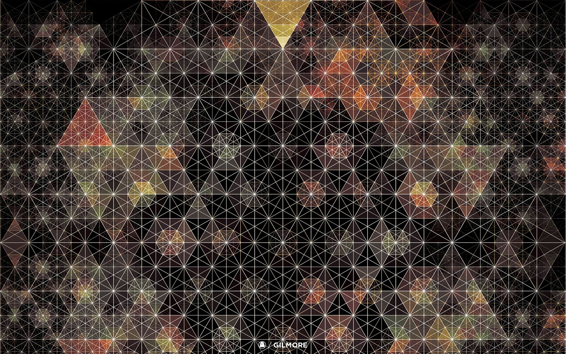 Abstract Psychedelic Geometry Fresh New HD Wallpaper Best Quality | HD  Wallpaper Download #12853