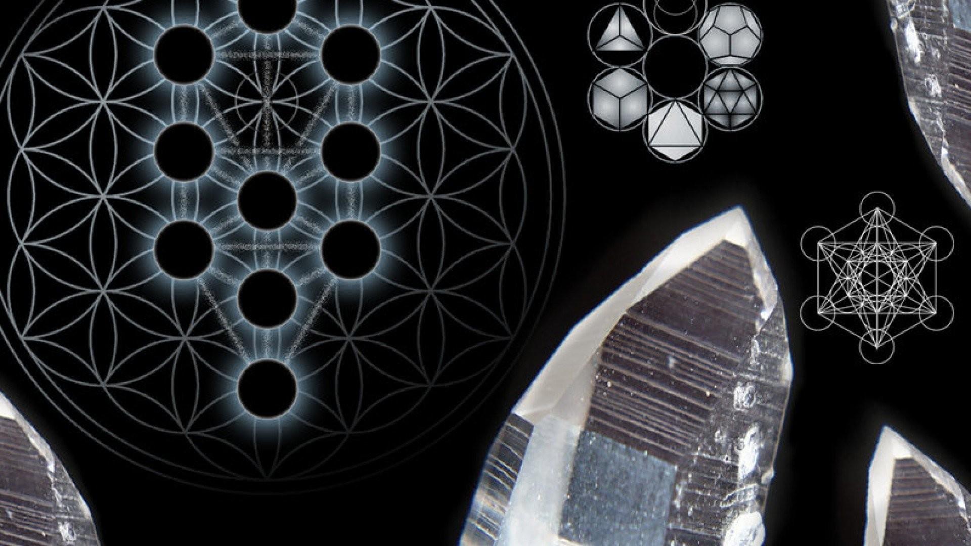 Sacred Geometry 821380