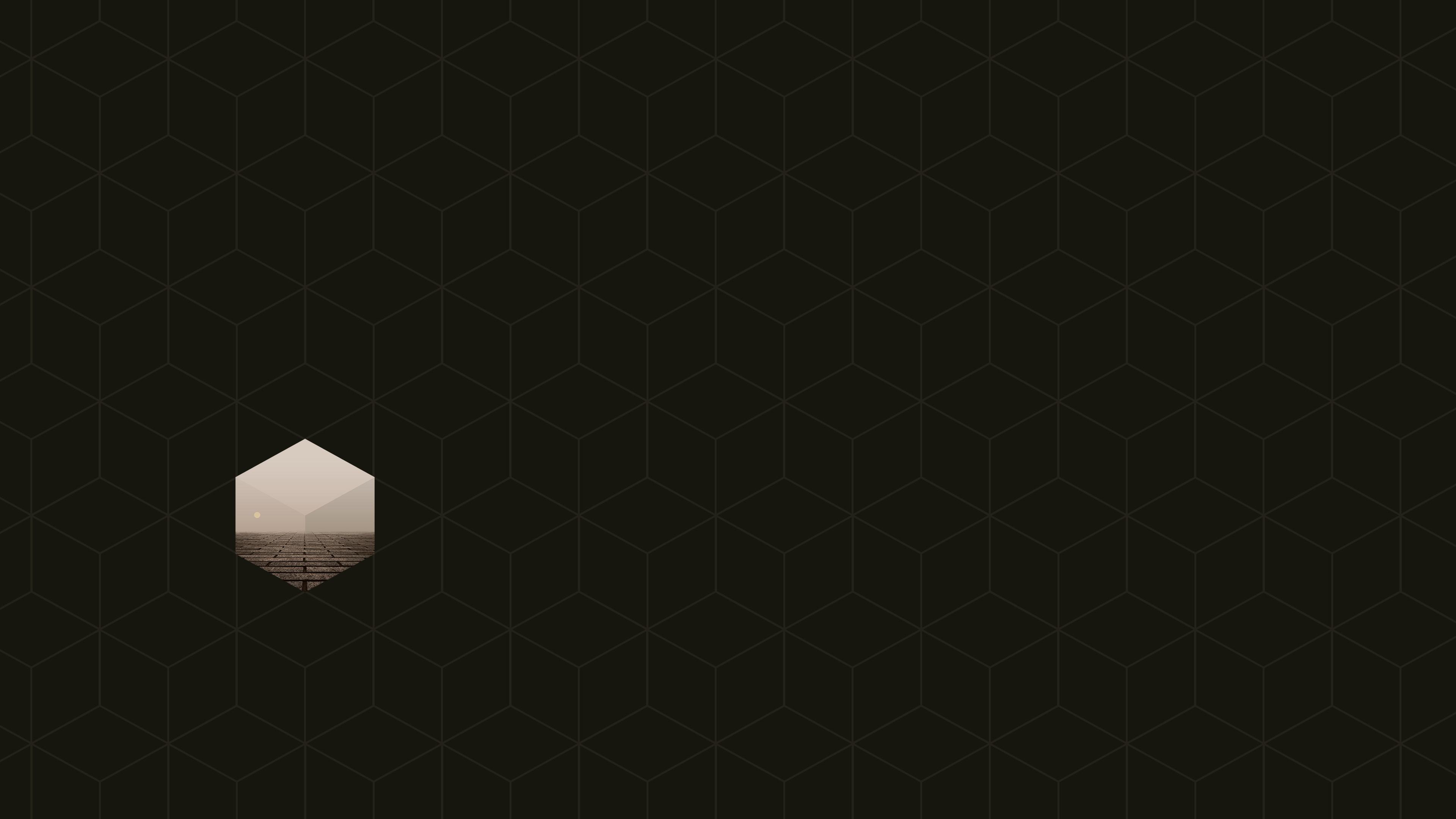 Earth Prism: 4k ready sacred geometry wallpaper set. [OC] [3840 × 2160]