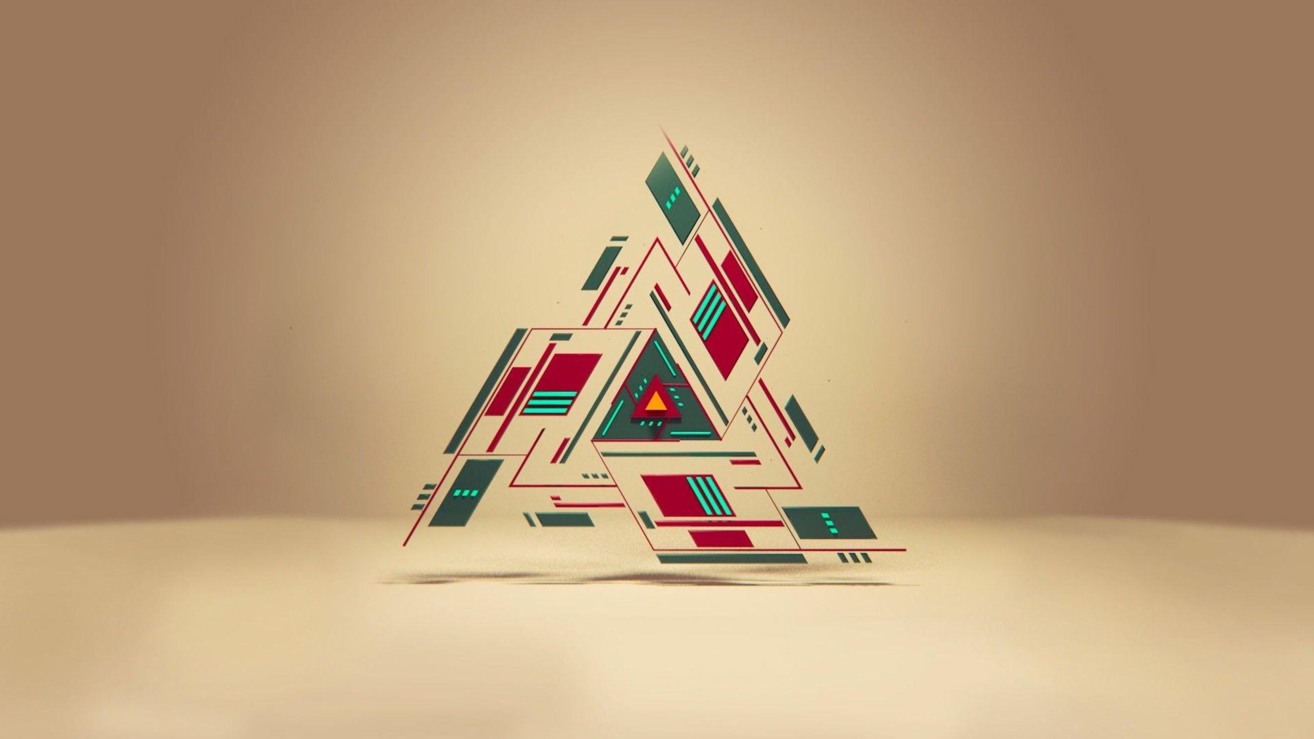 Triangle Wallpaper #2390