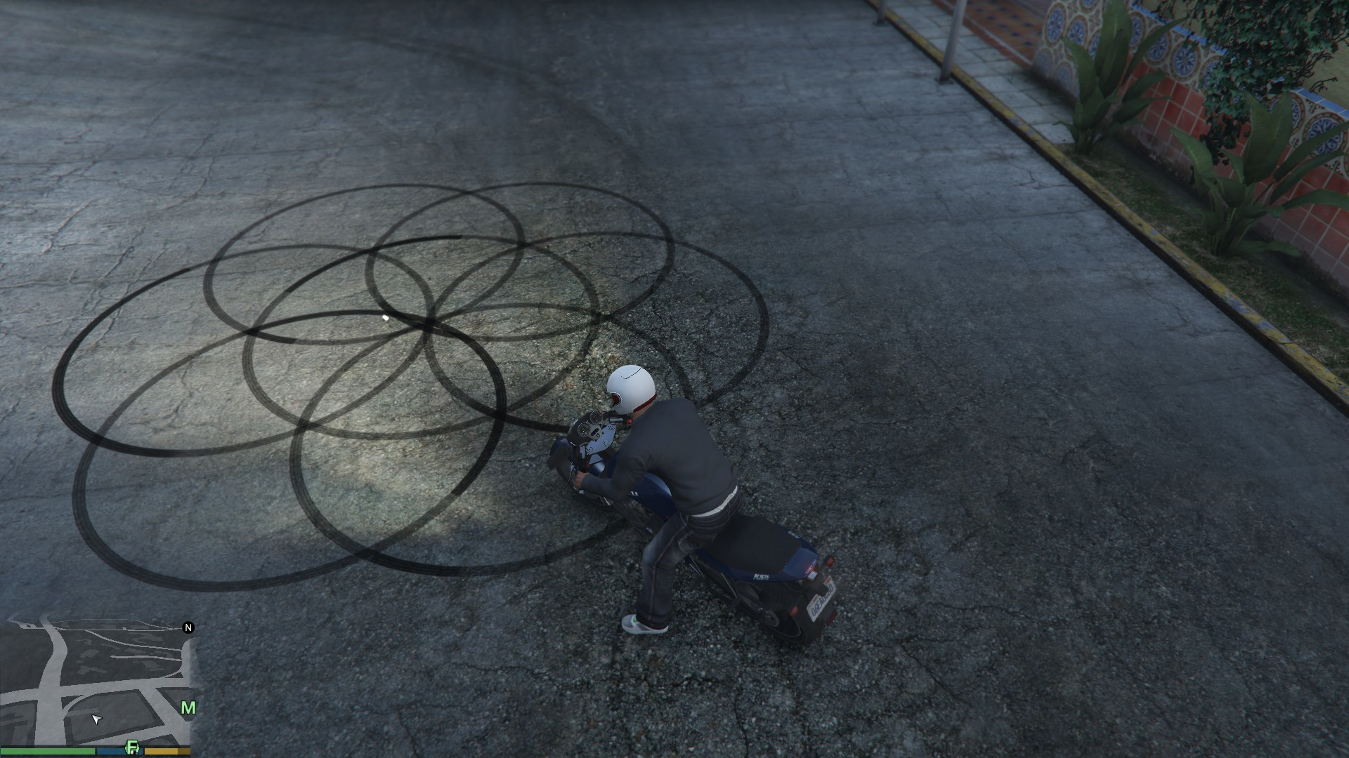 GTA V Sacred Geometry!