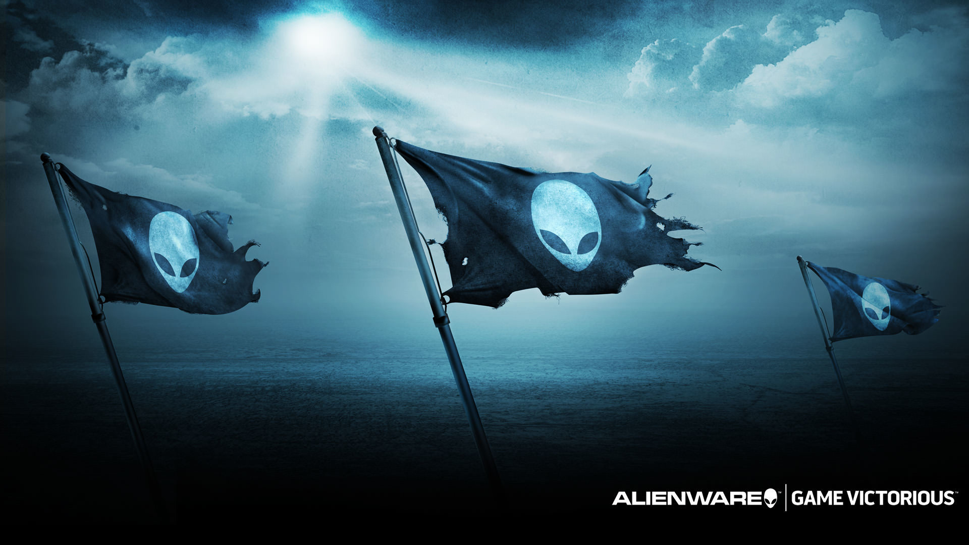 HD Alienware Wallpaper. HD Alienware Wallpaper 1920×1080