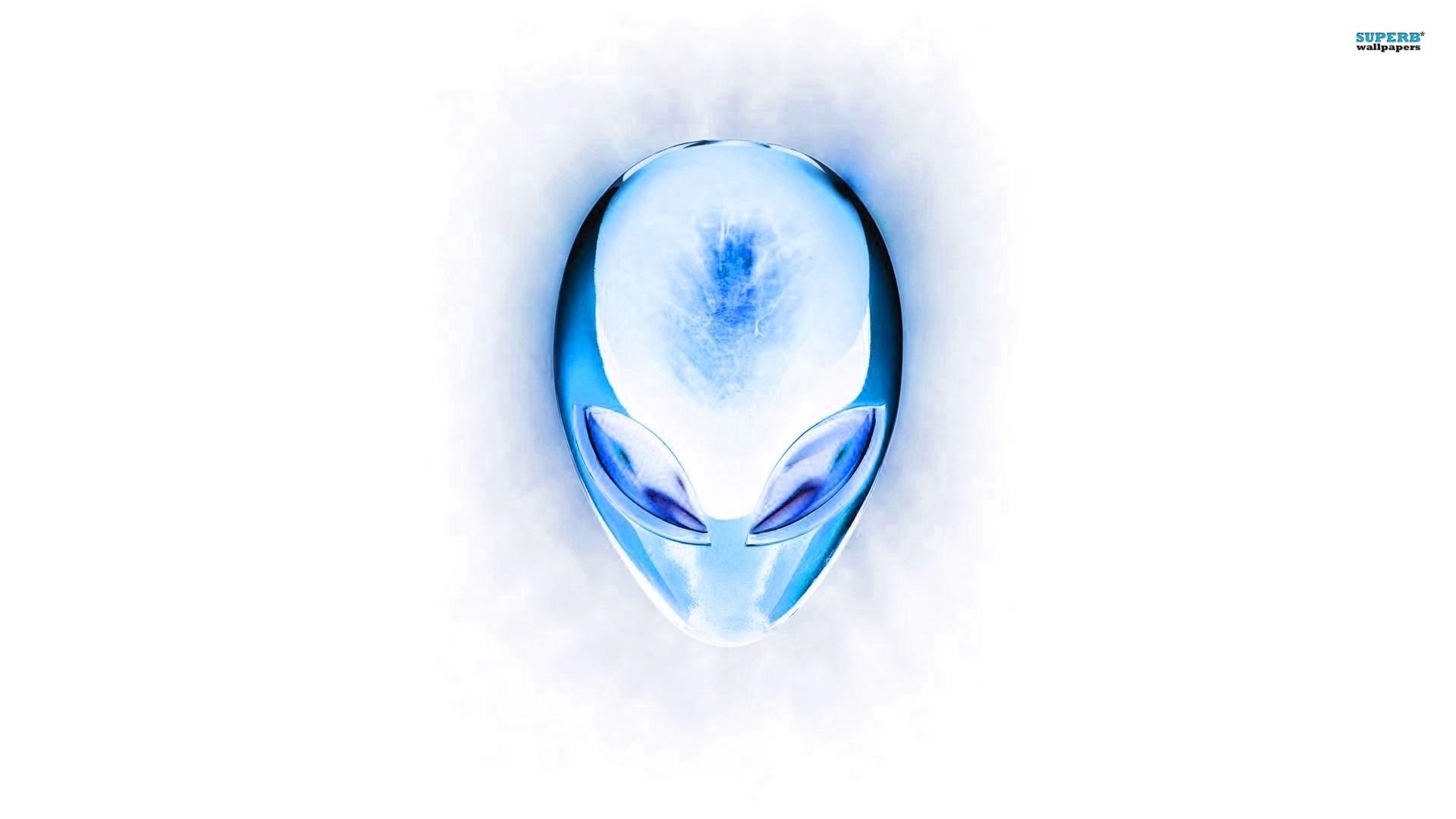 Alienware Logo Blue images