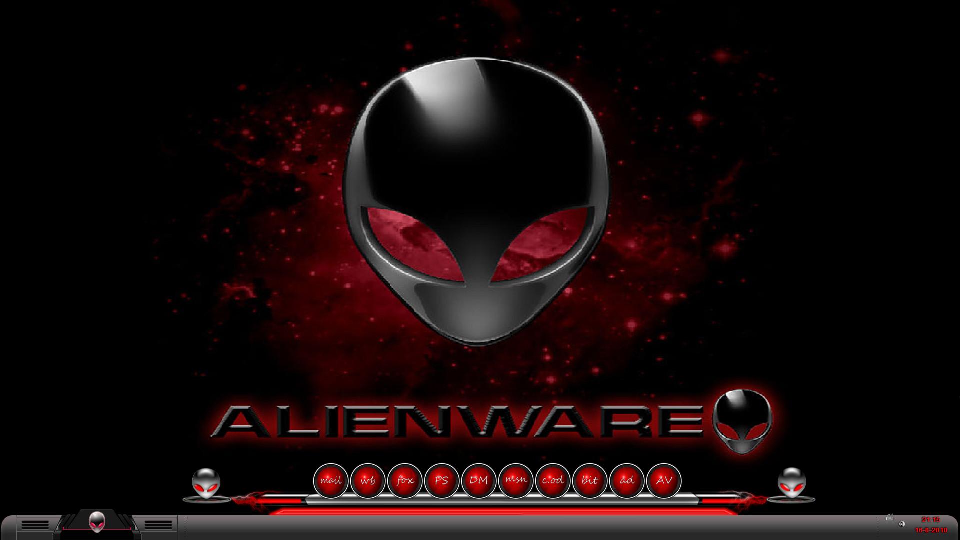 Alienware Hd Wallpapers