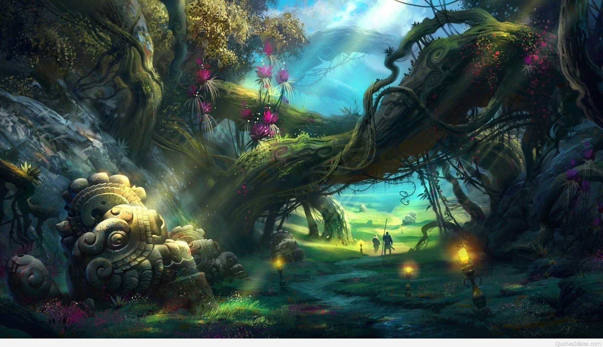 Fantasy-Forest-Wallpaper-5-42837-Cool-Screensavers