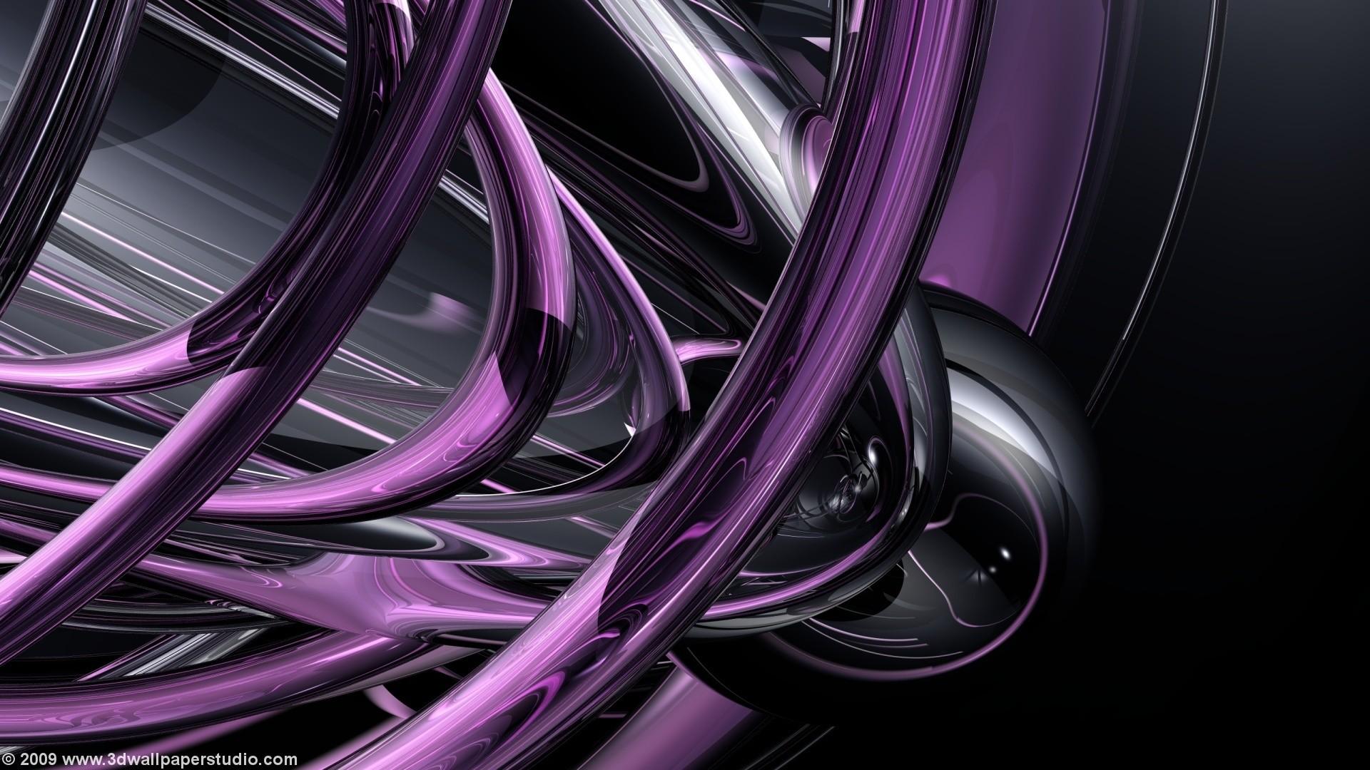 Purple Abstract wallpaper 233879