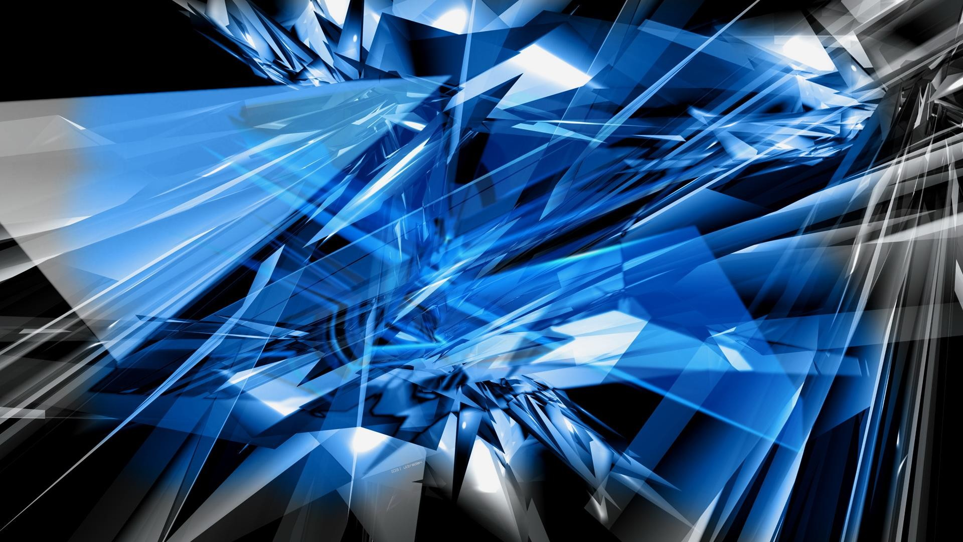 Abstract Blue Design Backgrounds Widescreen and HD background Wallpaper