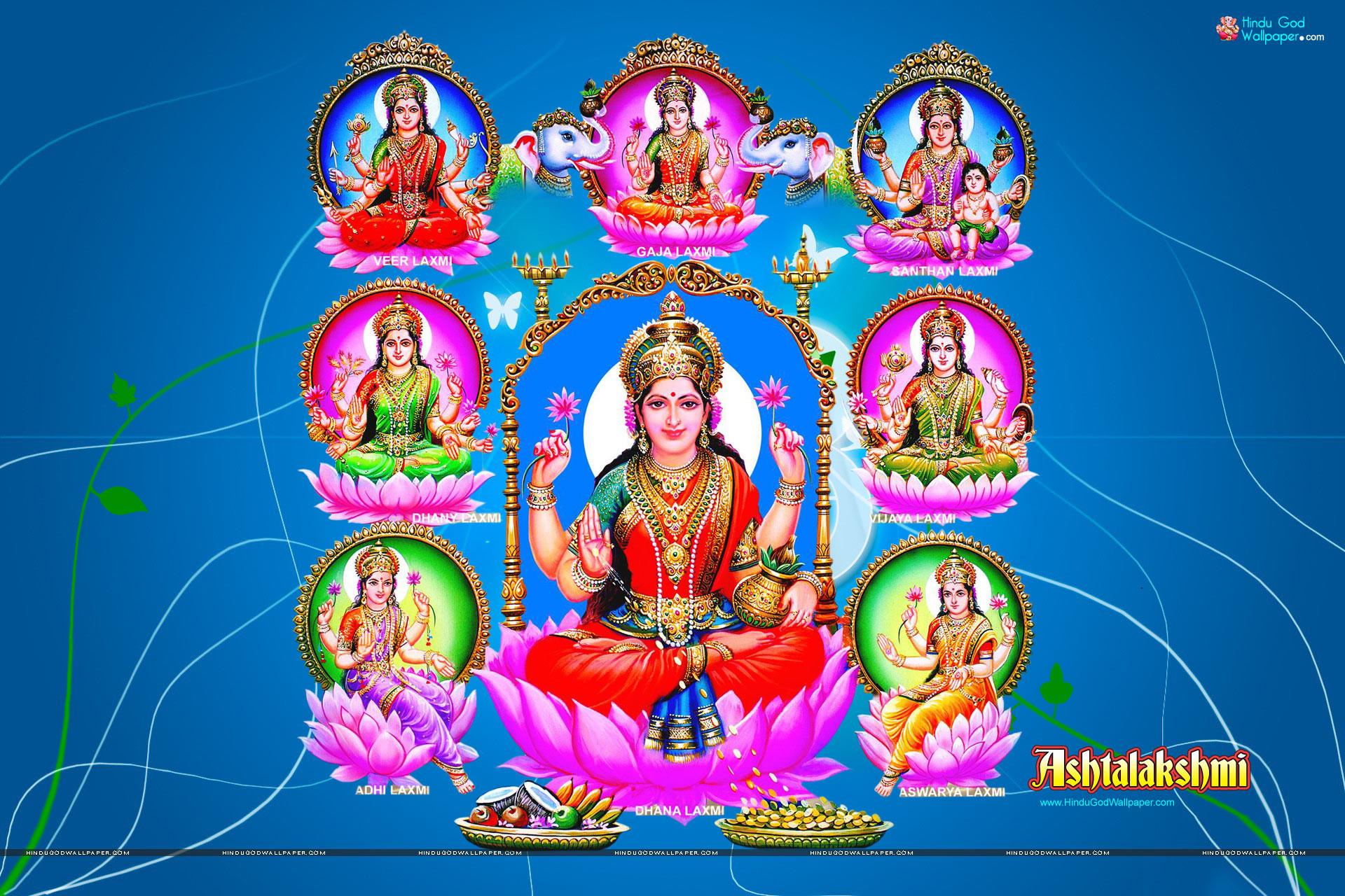 ashta lakshmi wallpaper