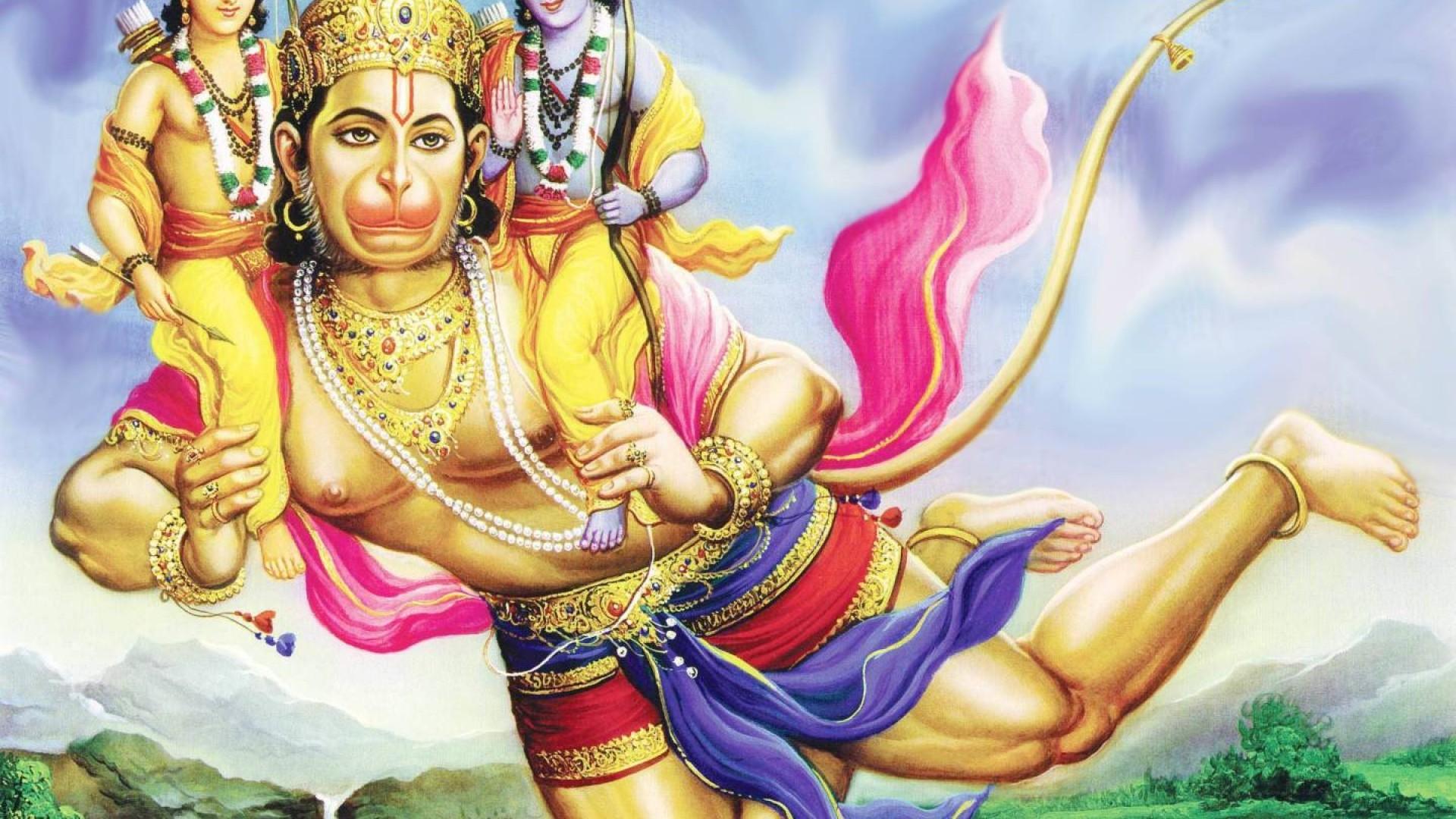 God Hanuman Hd Wallpaper 1920×1080