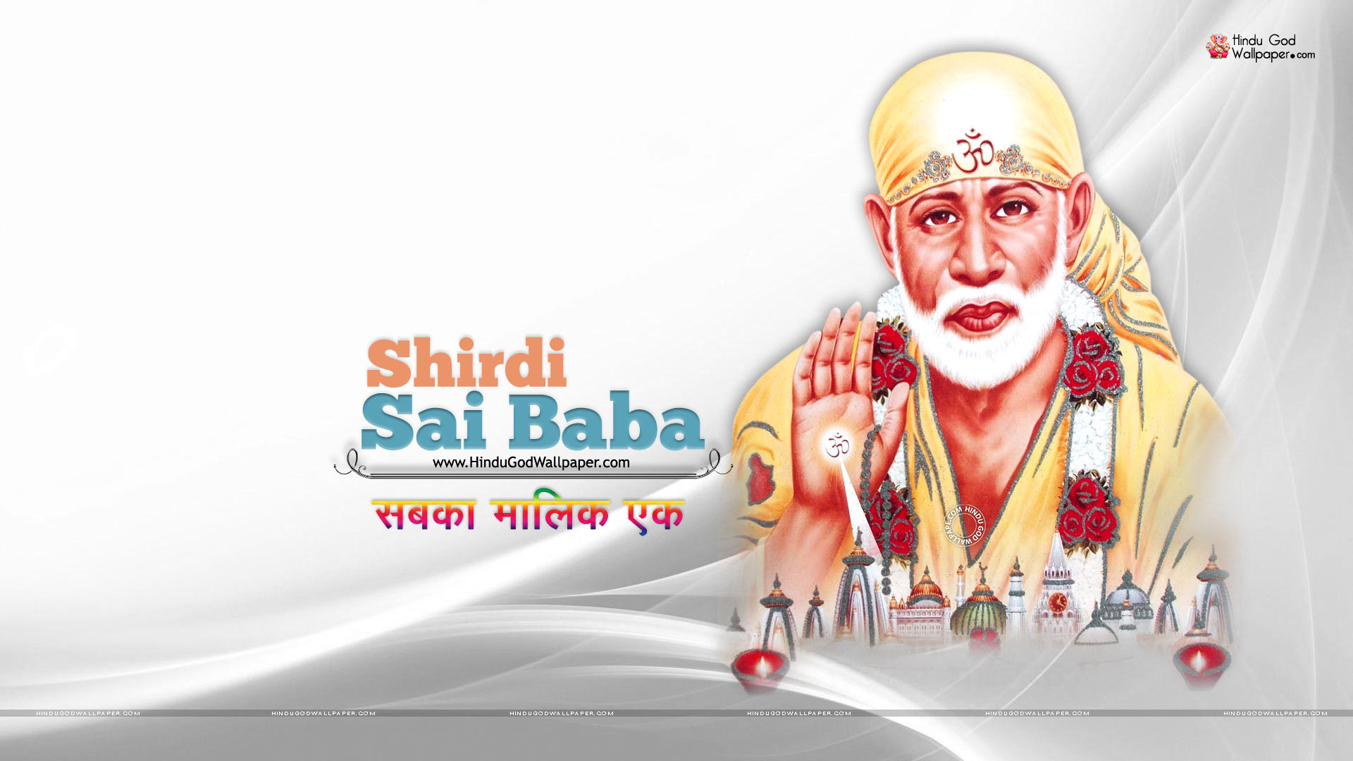 Sai Baba Wallpaper hd 1080p