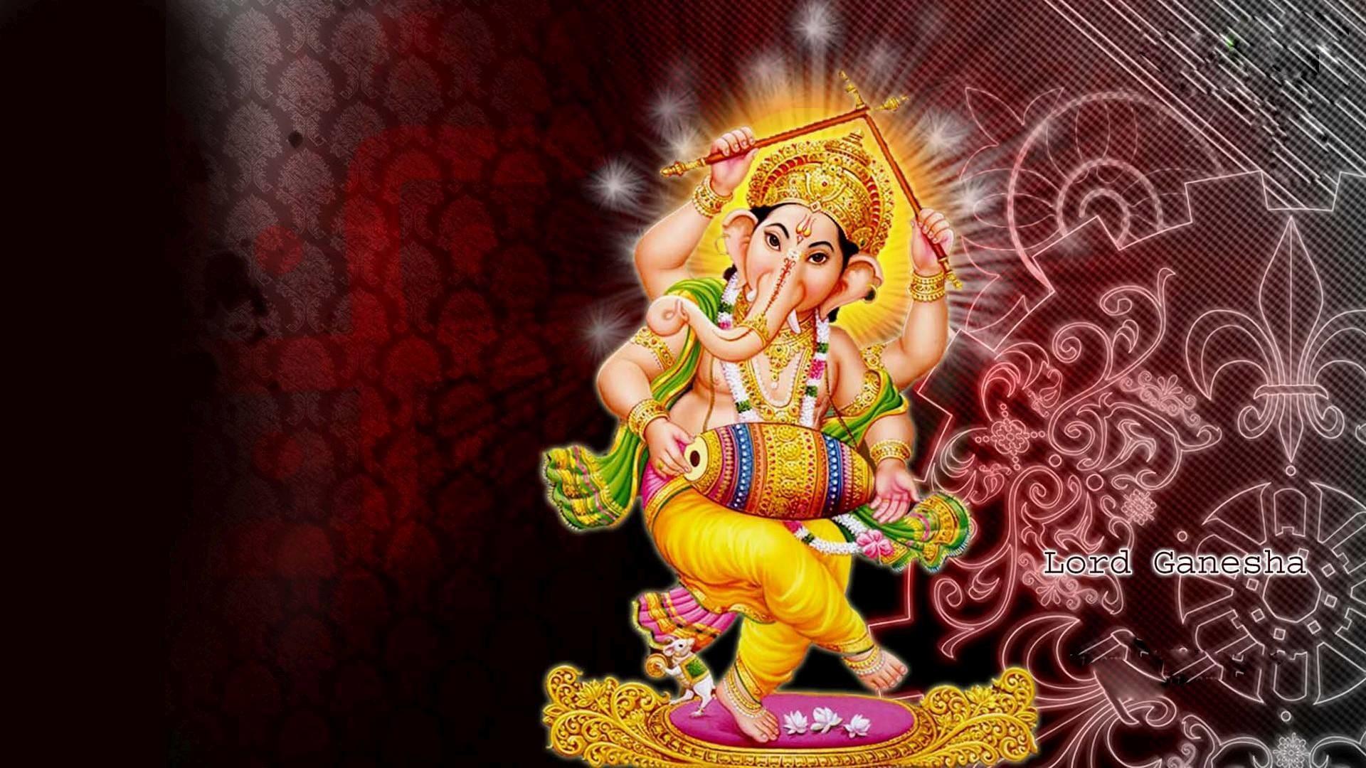 Lord Ganesha 1080p Indian God HD Desktop Wallpapers
