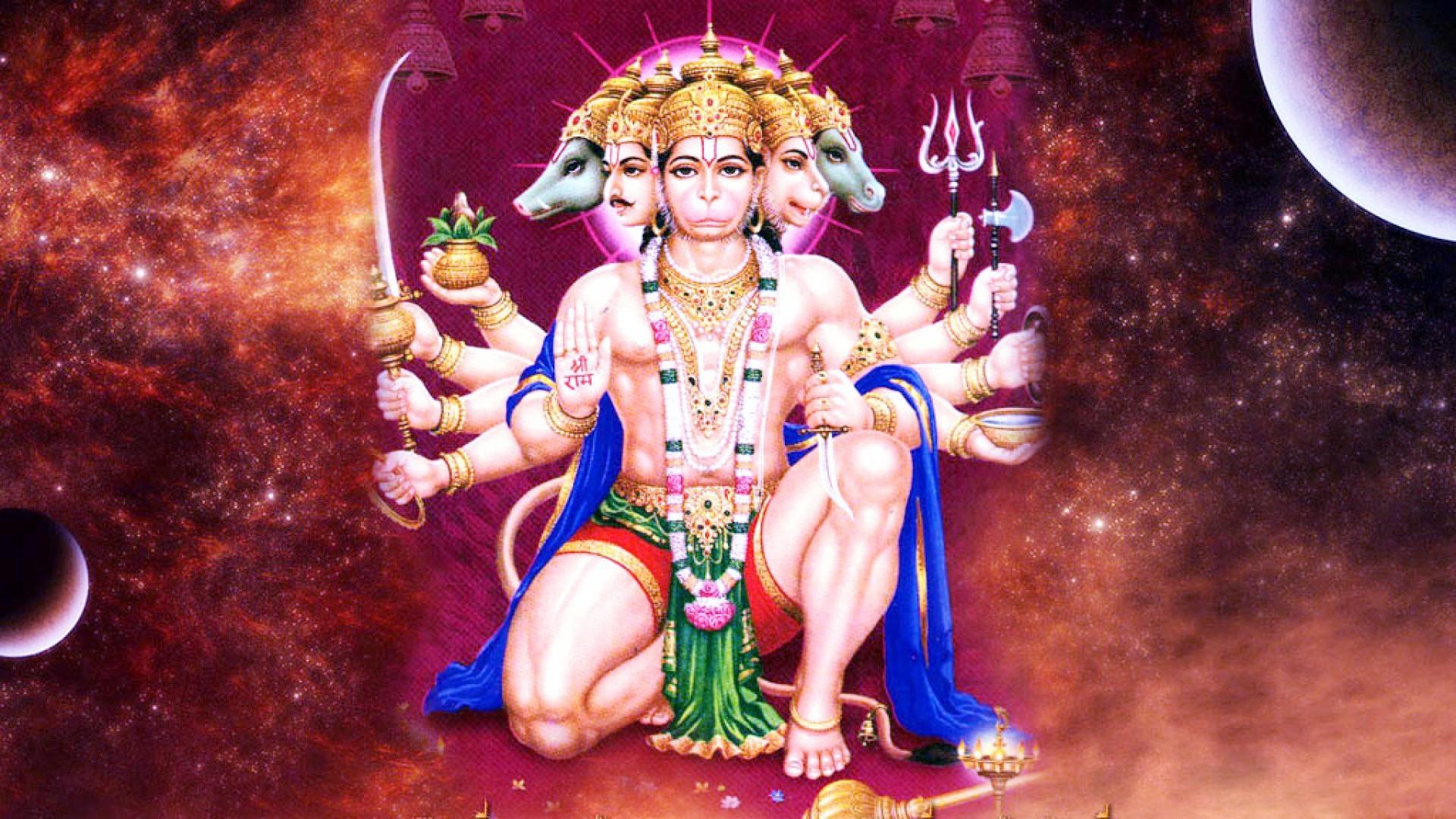 Lord Hanuman Wallpaper #20