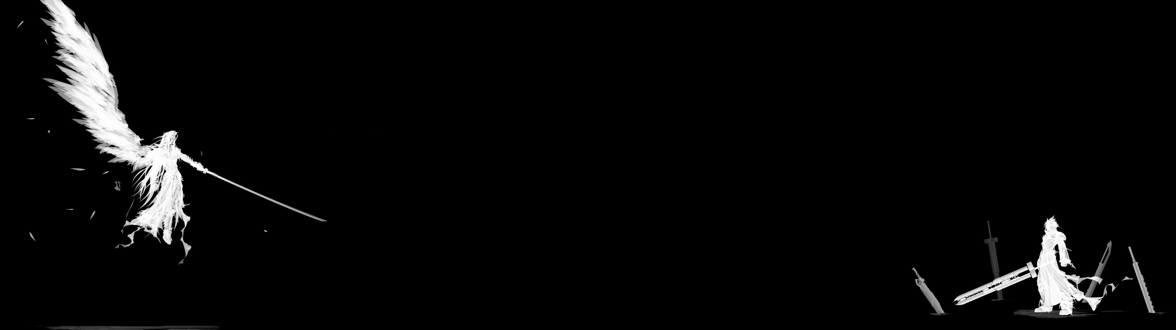 Final Fantasy Wallpaper [3840 X 1080] [Dual Screen]