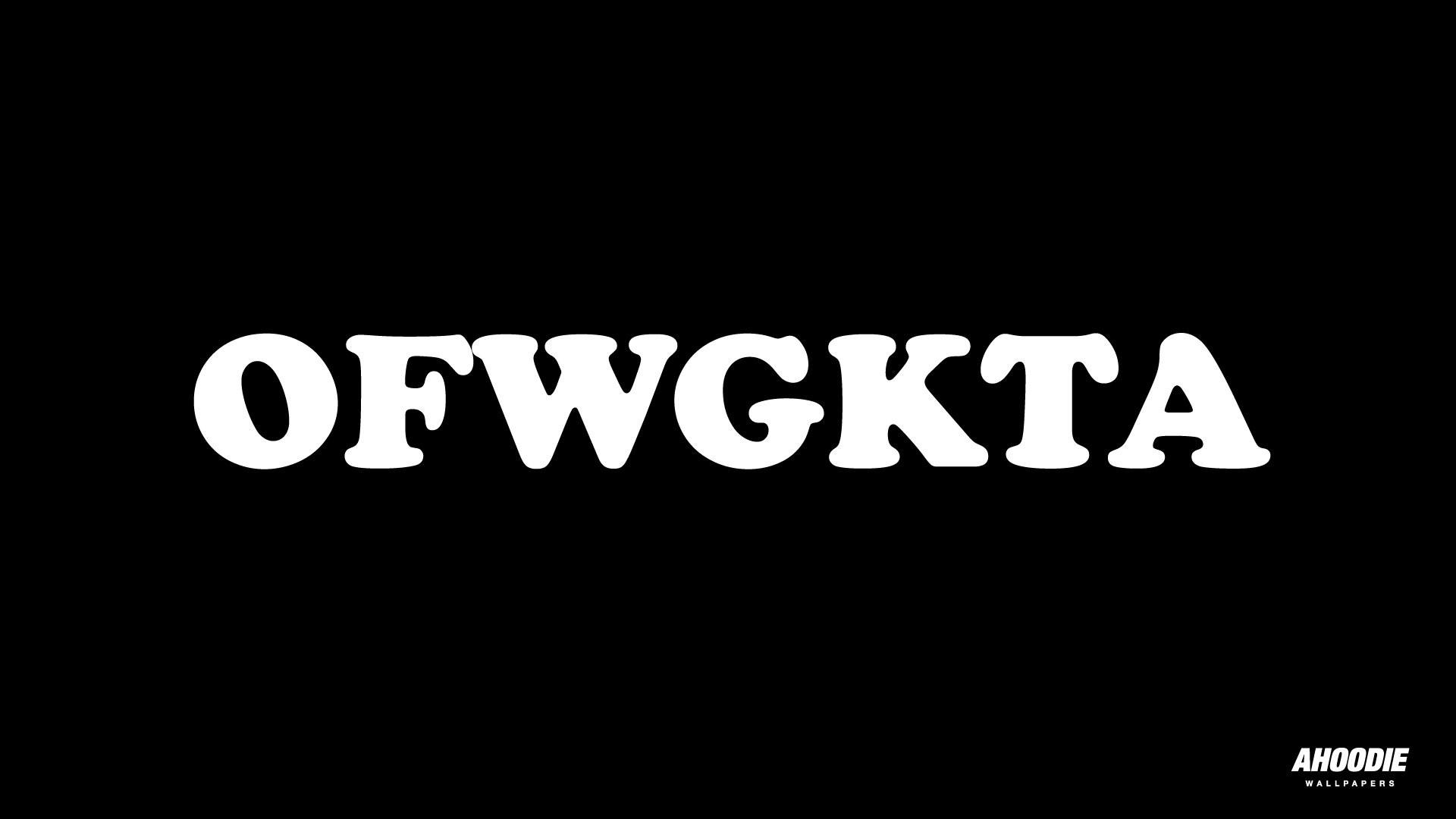 Ofwgkta Facebook Cover