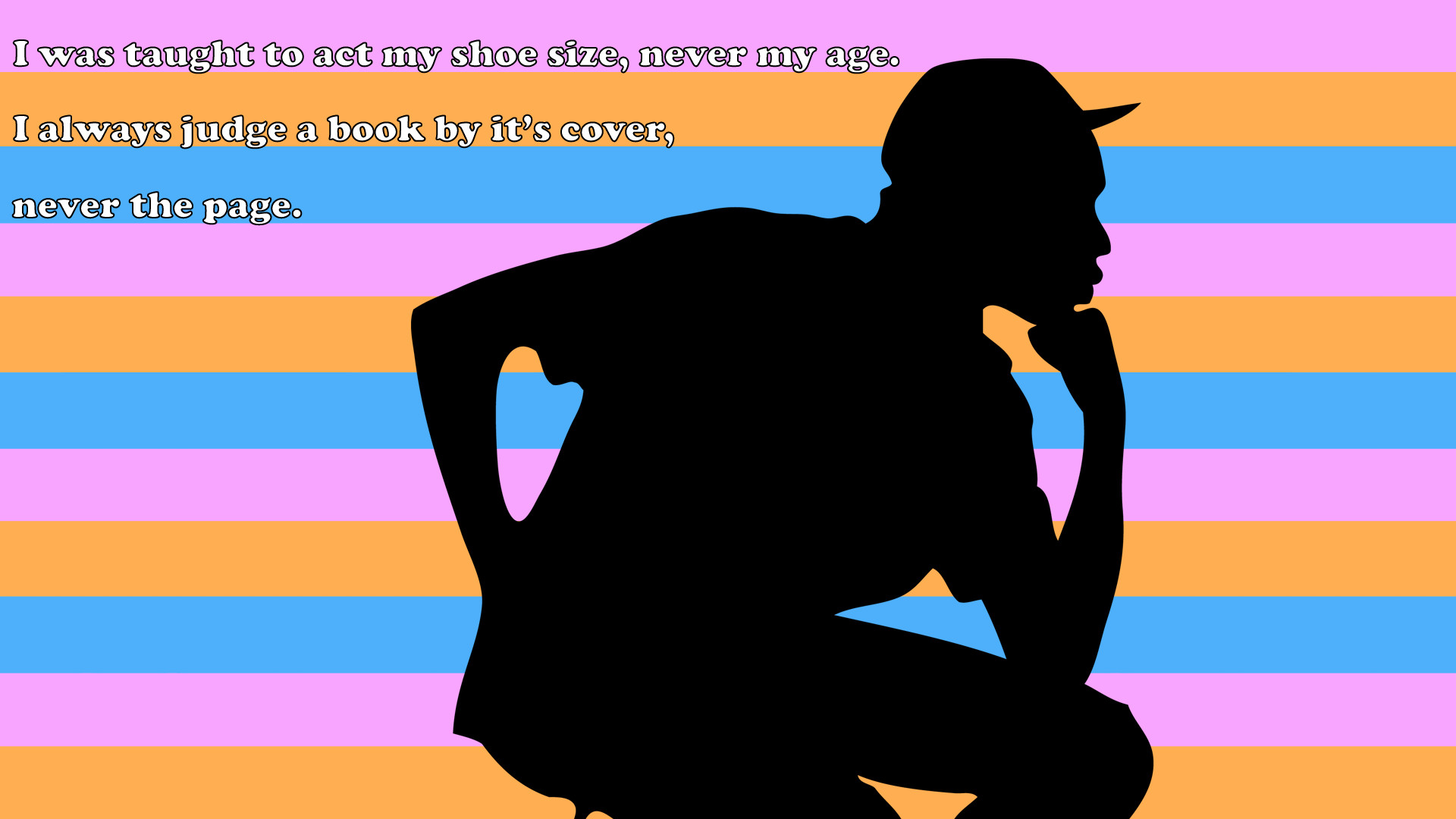 I made a Tyler the Creator Wallpaper.